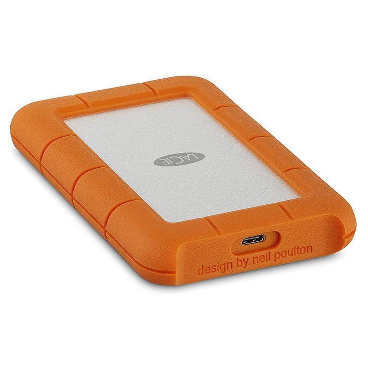 Product image for LaCie 4TB Rugged USB 3.1 Gen 1 Type-C External Portable Hard Drive   CX Computer Superstore