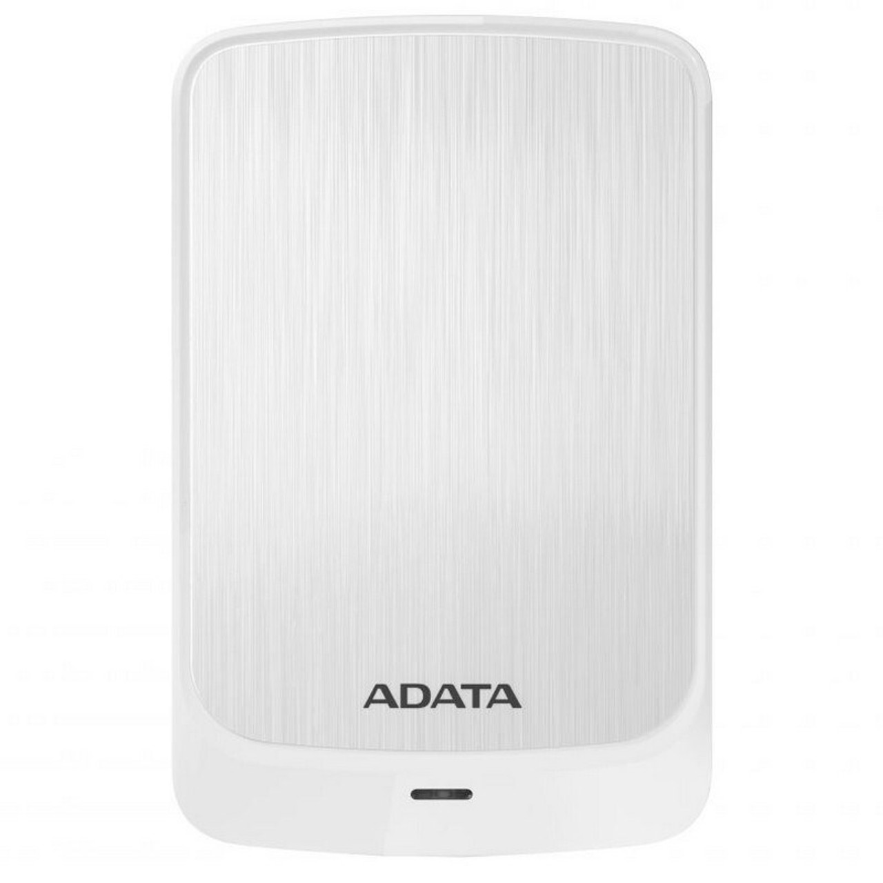 Image for Adata HV320 1TB USB 3.0 Slim Portable External Hard Drive - White CX Computer Superstore