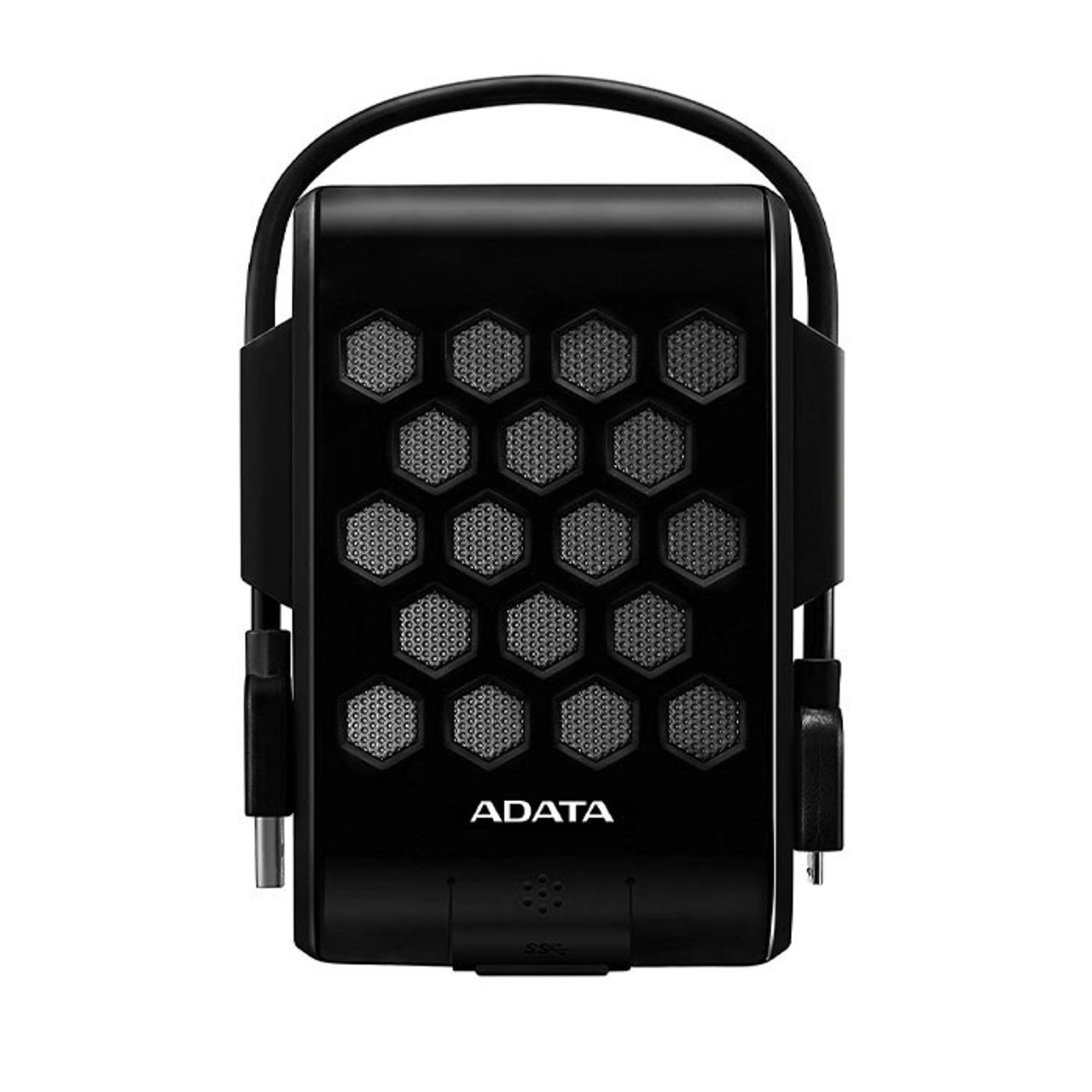 Image for Adata HD720 1TB USB 3.0 Military-Grade Shockproof Portable External HDD - Black CX Computer Superstore