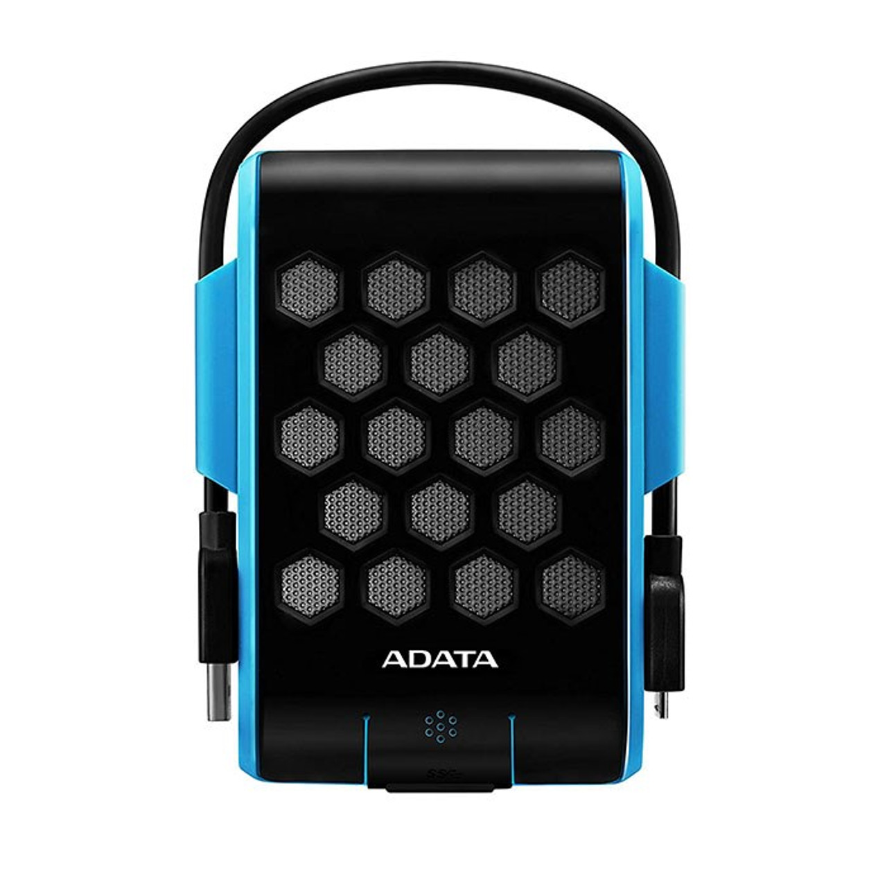 Image for Adata HD720 1TB USB 3.0 Military-Grade Shockproof Portable External HDD - Blue CX Computer Superstore