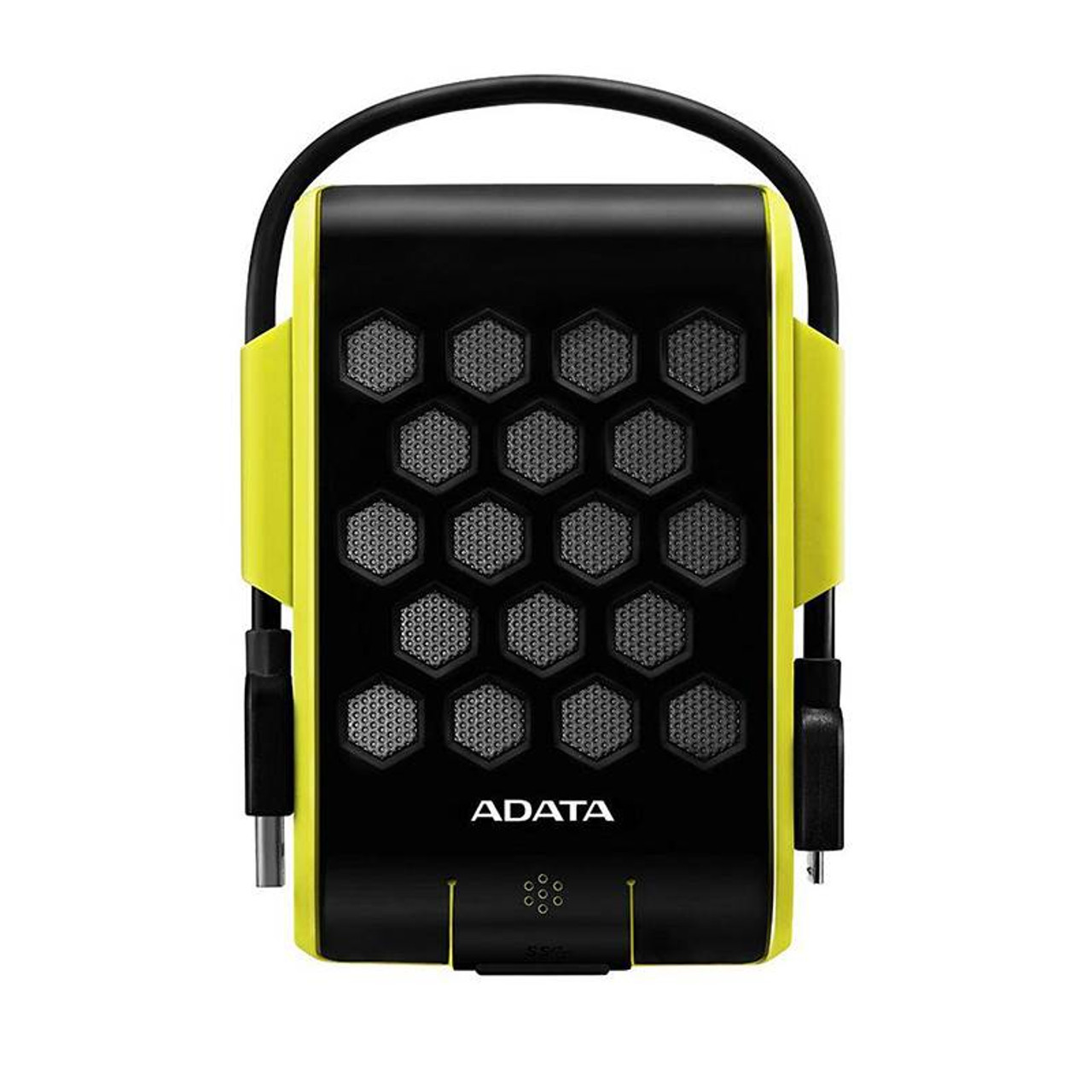Image for Adata HD720 2TB USB 3.0 Military-grade Shockproof Portable External HDD - Green CX Computer Superstore