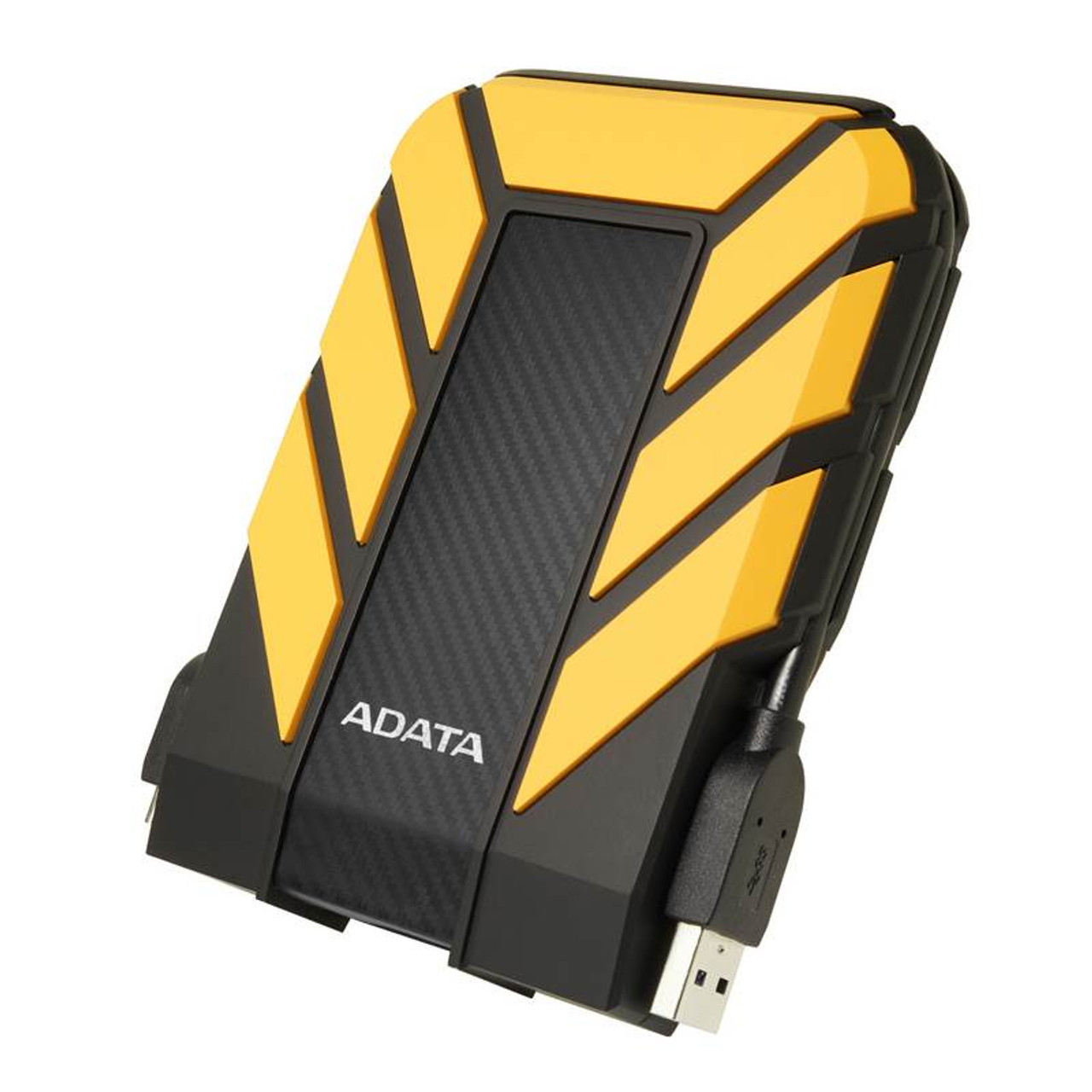 Image for Adata Rugged Pro HD710 1TB USB 3.0 Portable External Hard Drive - Yellow CX Computer Superstore
