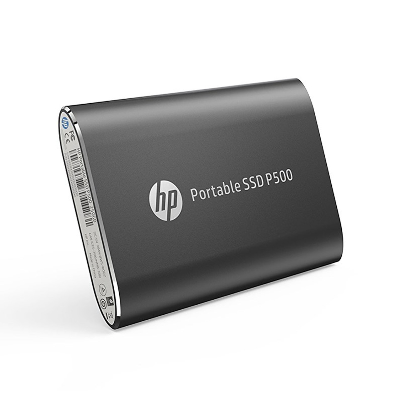 Image for HP P500 250GB USB 3.2 Gen 2 Portable SSD - Black CX Computer Superstore