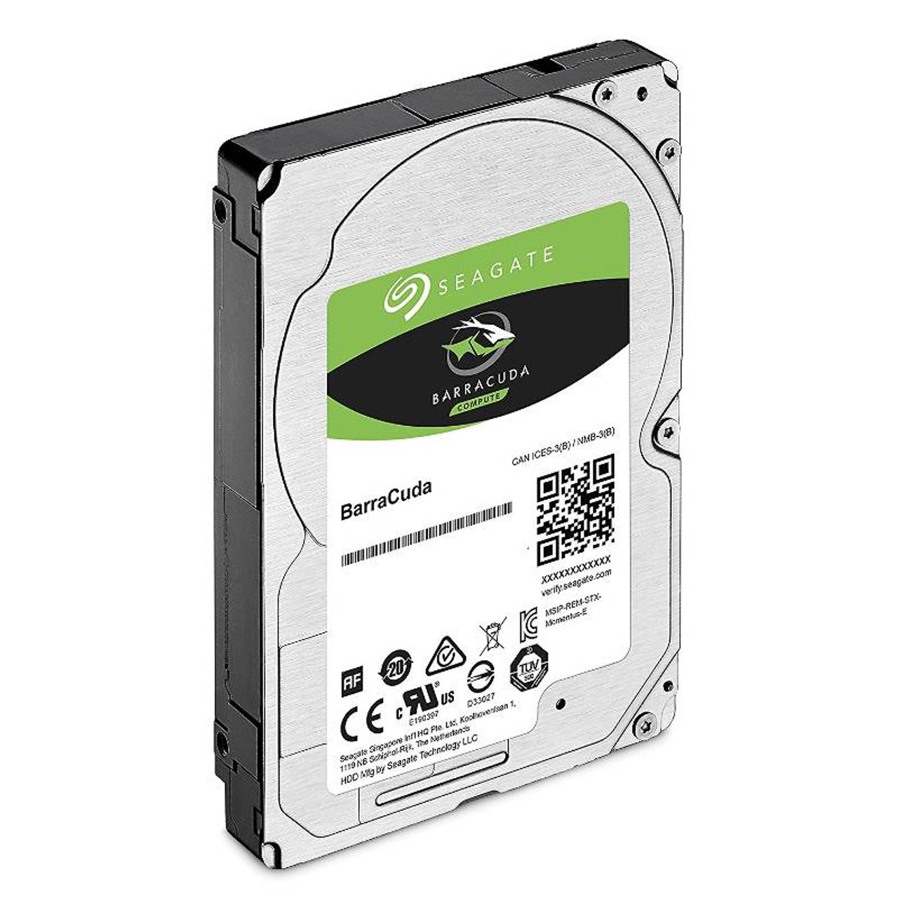 Product image for Seagate BarraCuda HDD 2.5in 5TB | CX Computer Superstore