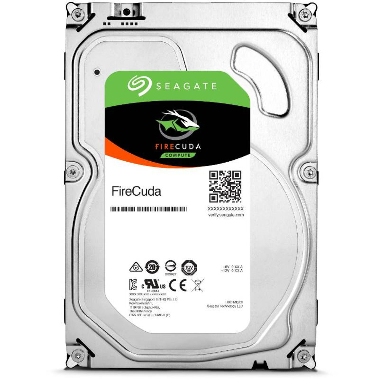 Product image for Seagate 1TB FireCuda NAND Desktop SSHD   CX Computer Superstore