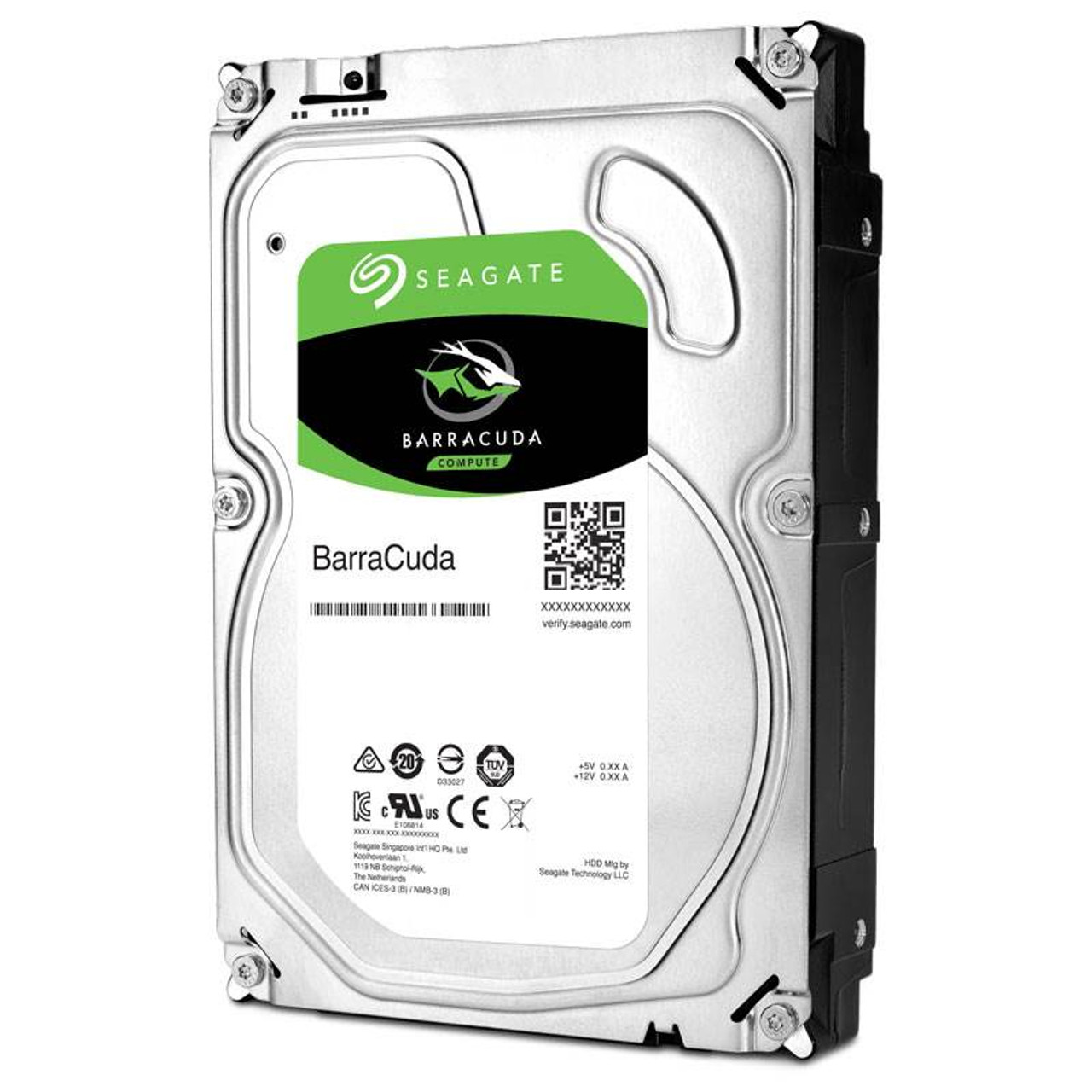 Product image for Seagate Barracuda 1TB 3.5in Hard Drive | CX Computer Superstore