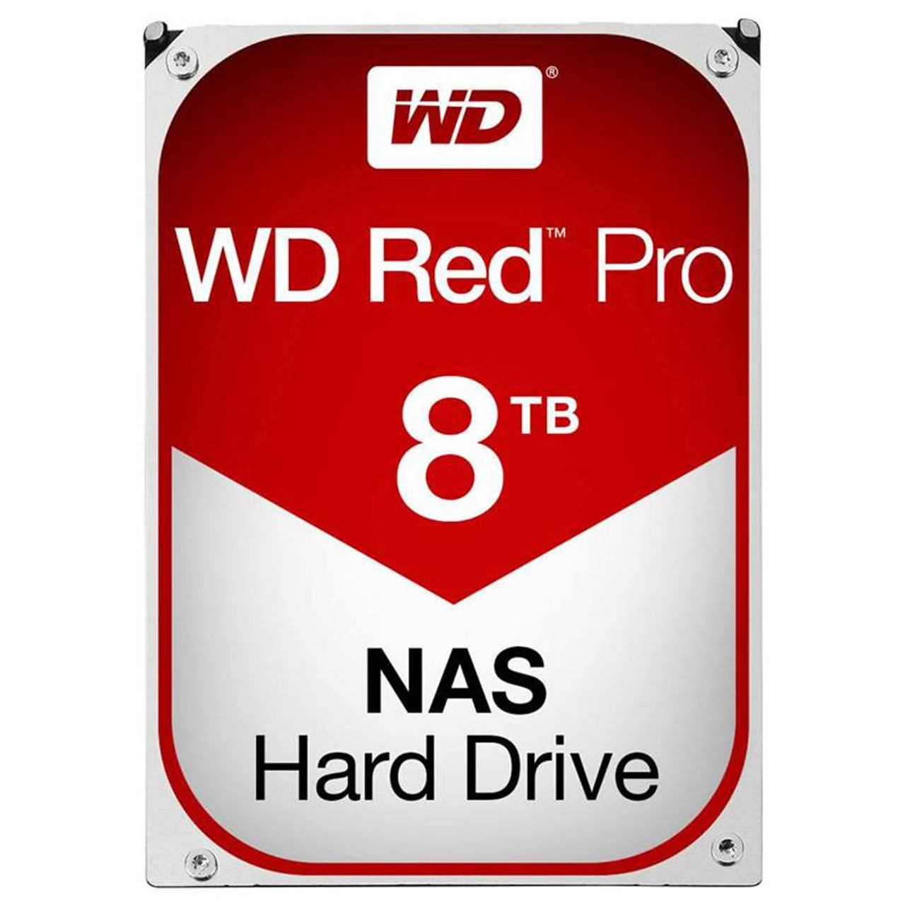 Product image for Western Digital WD Red Pro 8TB NAS | CX Computer Superstore