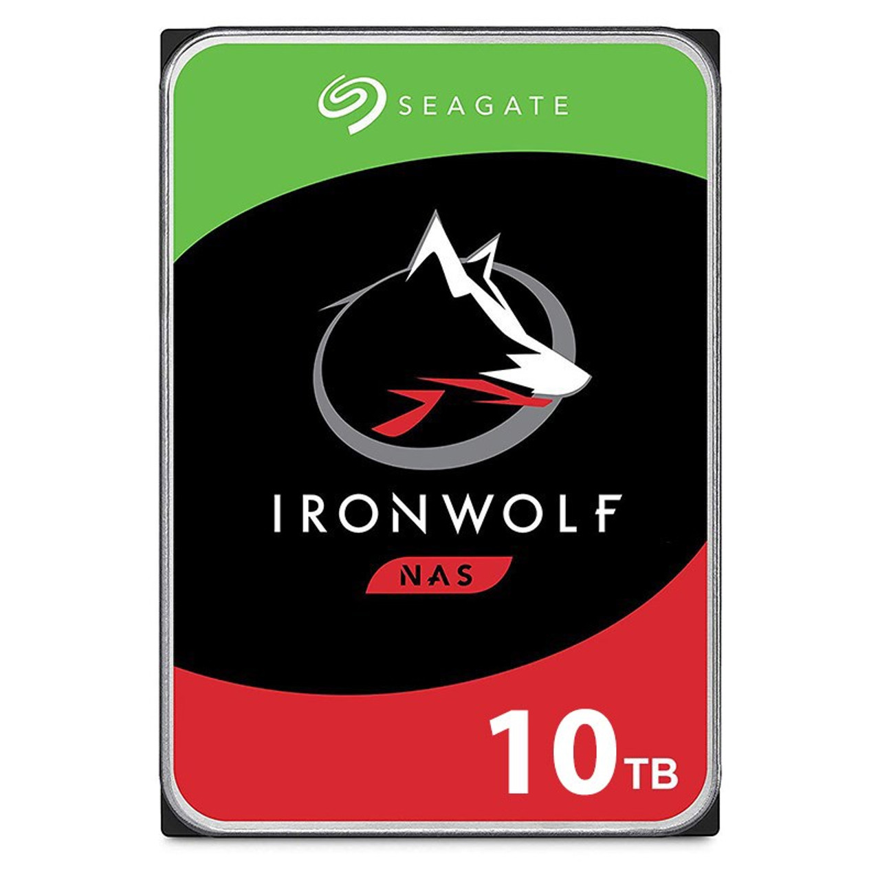 Image for Seagate ST10000VN0008 10TB IronWolf 3.5in SATA3 NAS Hard Drive CX Computer Superstore