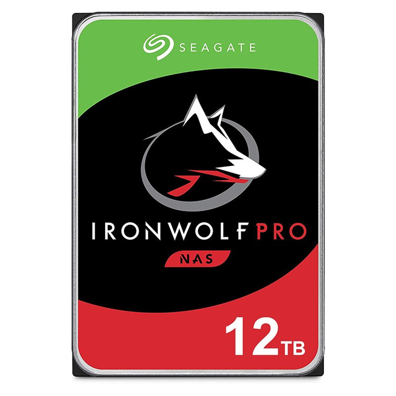 Image for Seagate ST12000NE0008 12TB IronWolf Pro 3.5in SATA3 NAS Hard Drive CX Computer Superstore