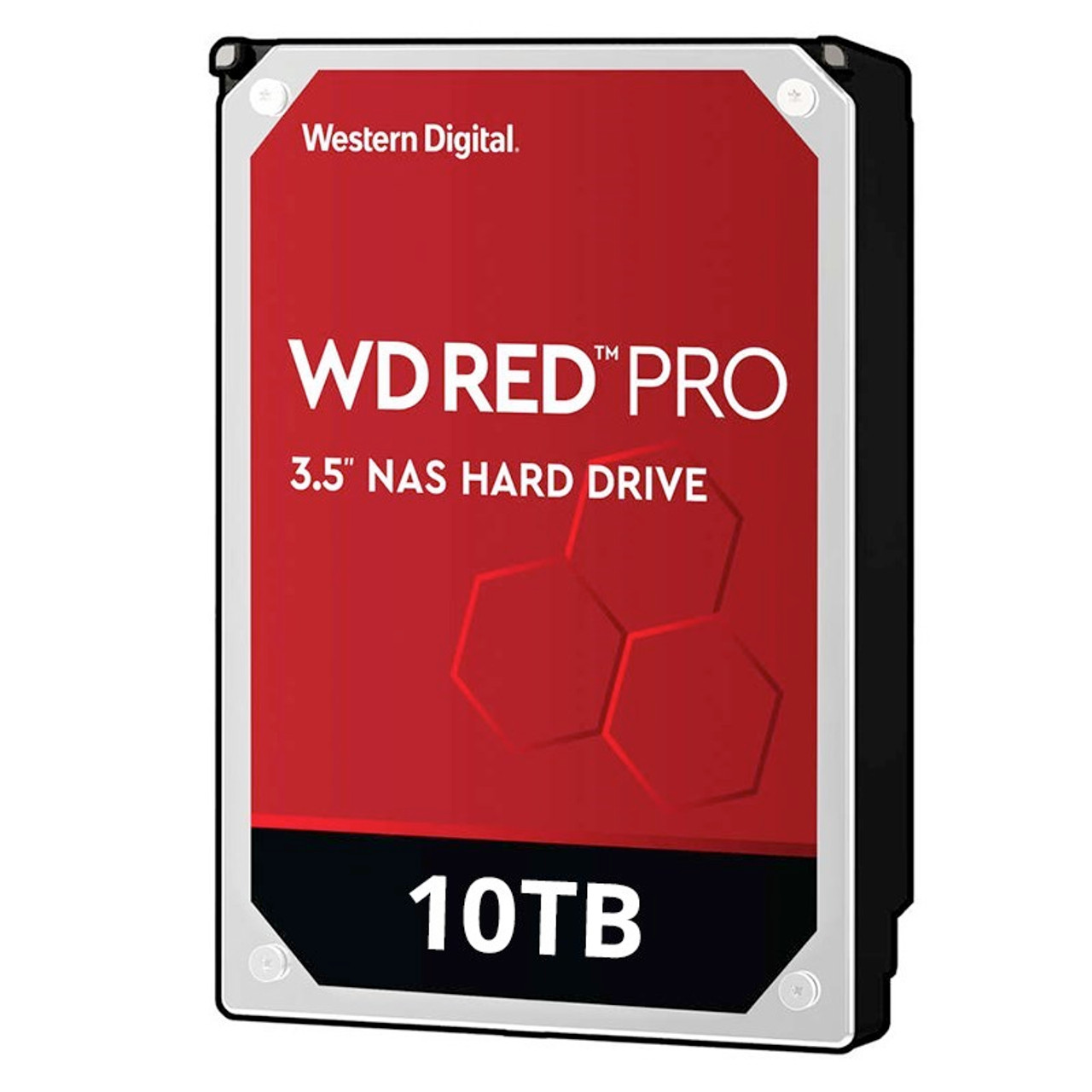 Image for Western Digital WD 10TB Red PRO 3.5in SATA3 NAS Hard Drive CX Computer Superstore