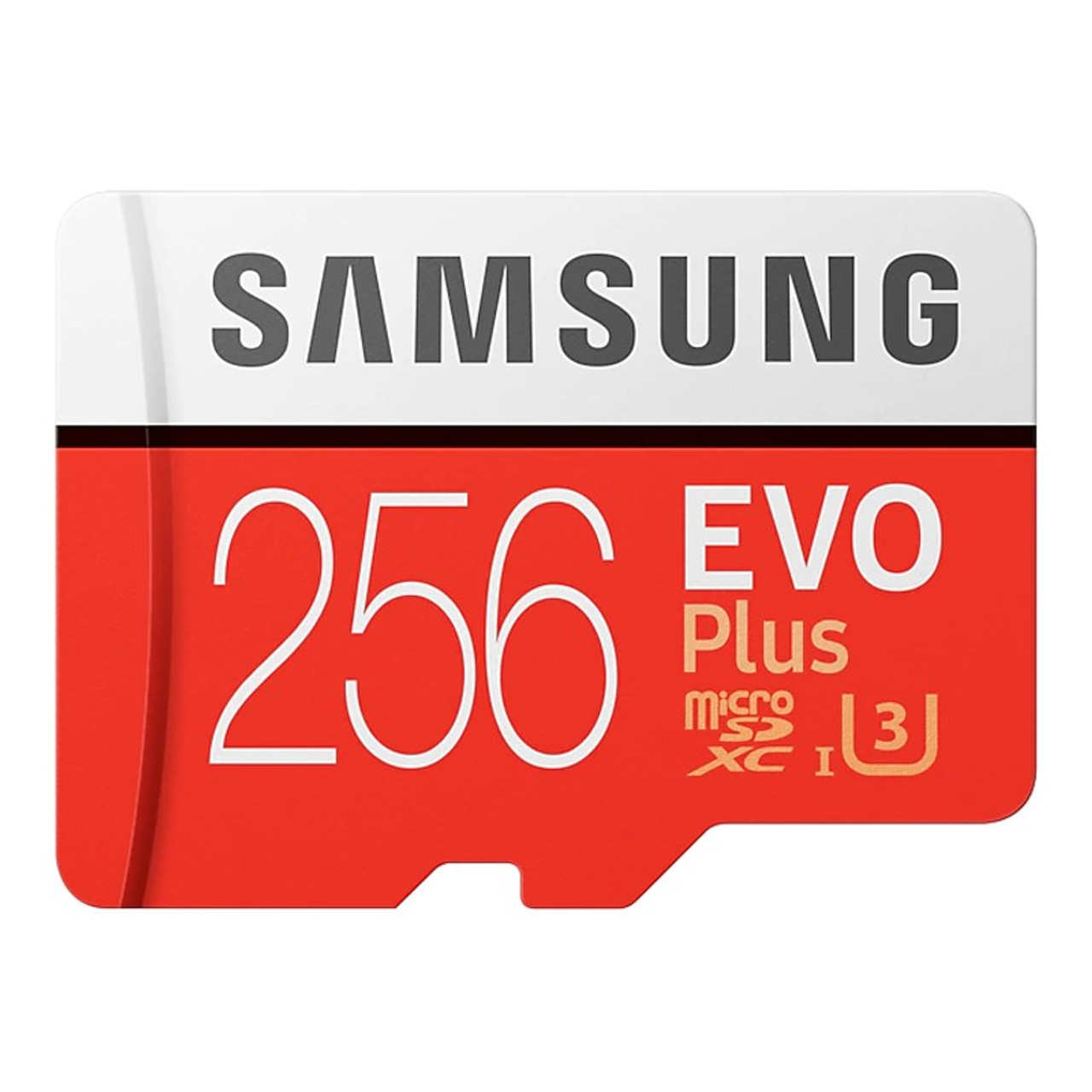 Image for Samsung 256GB microSDXC EVO Plus UHS-I Class 10 Memory Card - No Adapter CX Computer Superstore