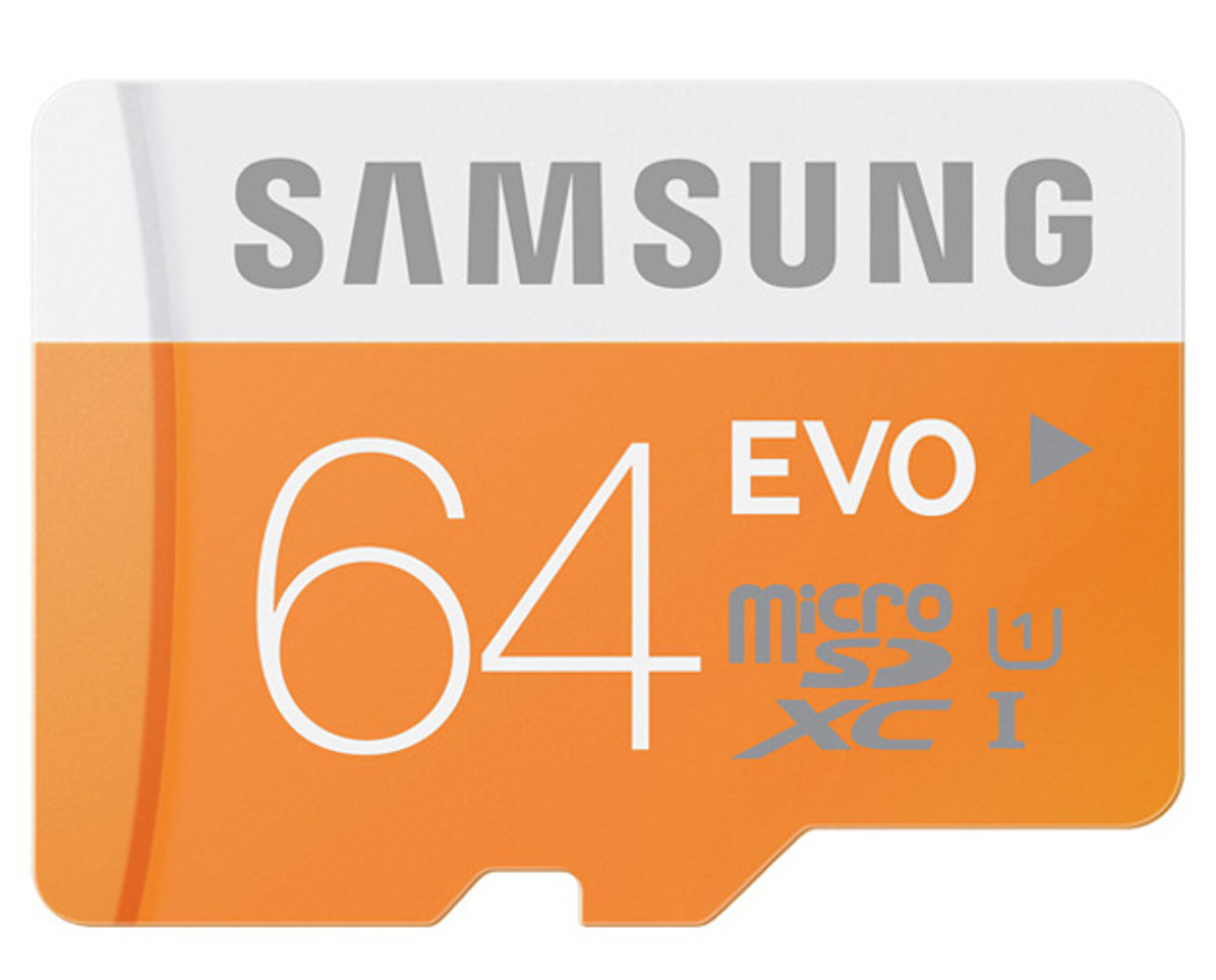 Image for Samsung 64GB EVO microSDXC UHS-I Memory Card - 48MB/s - MB-MP64D CX Computer Superstore