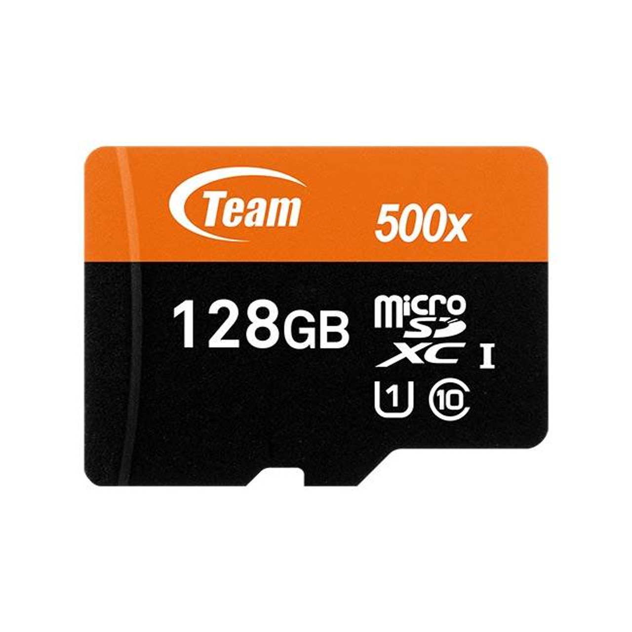 Image for Team microSDXC UHS-I 128GB Class 10 MicroSD Card - TUSDX128GUHS03 CX Computer Superstore