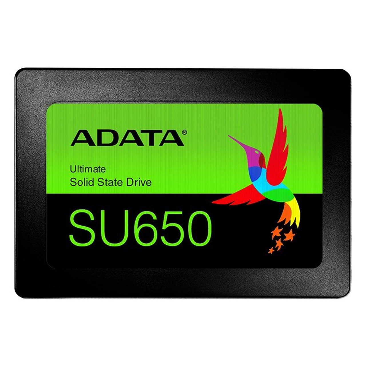 Image for Adata Ultimate SU650 120GB 2.5in SATA 3D NAND SSD CX Computer Superstore