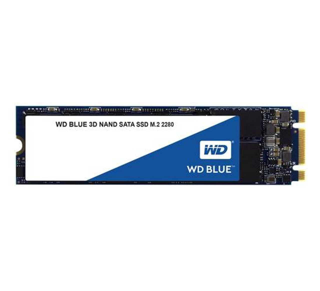 Product image for Western Digital WD Blue 1TB 3D NAND M.2 SSD   CX Computer Superstore