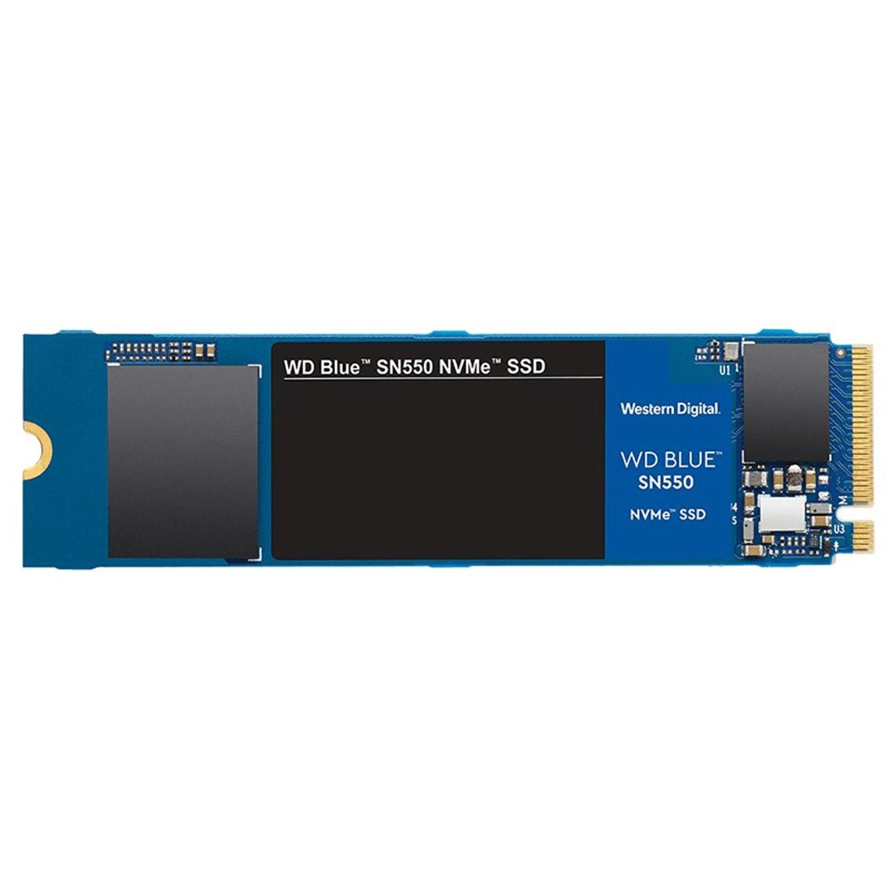 Image for Western Digital WD Blue SN550 500GB M.2 2280 NVMe SSD WDS500G2B0C CX Computer Superstore