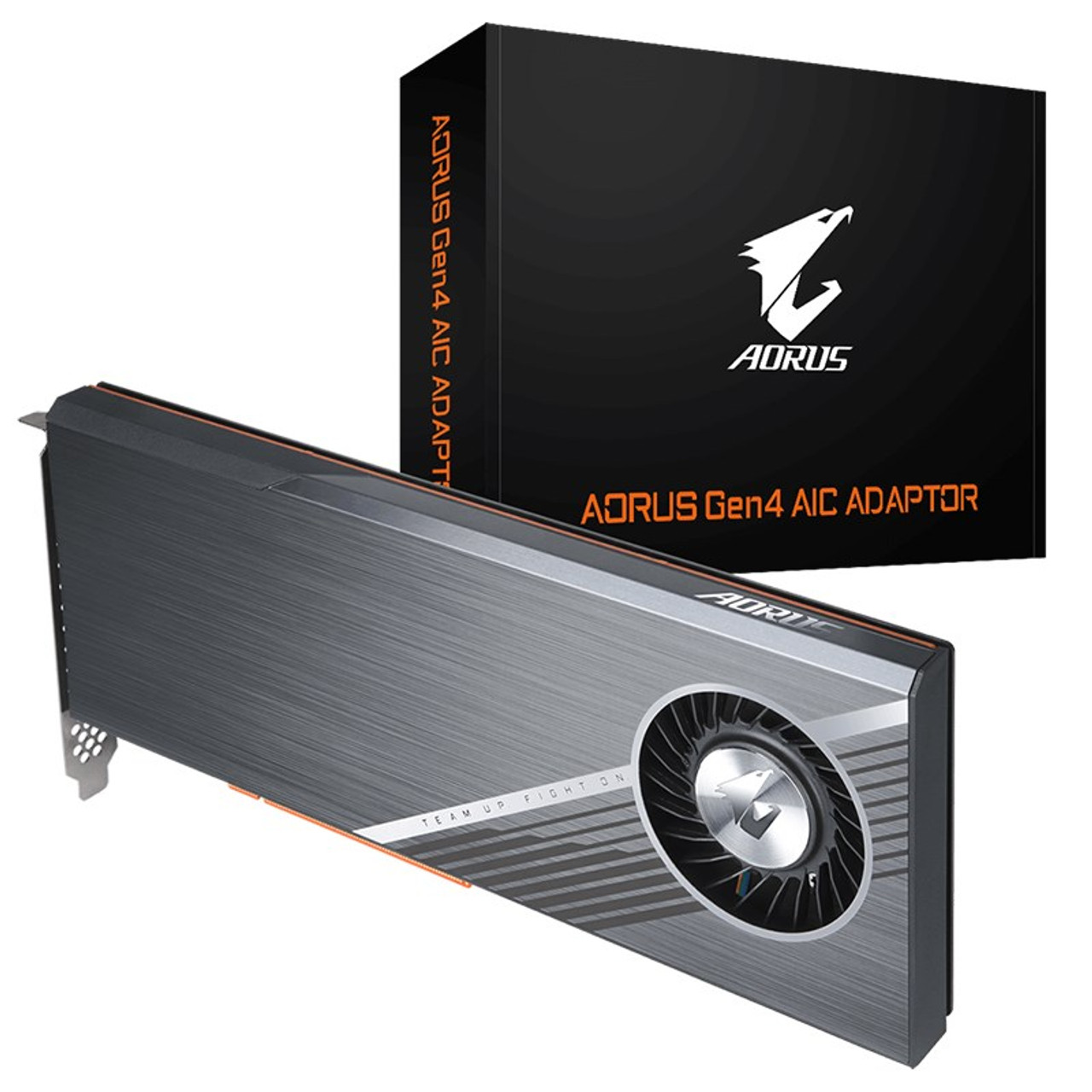 Image for Gigabyte AORUS Gen 4 PCIe AIC SSD Adaptor CX Computer Superstore