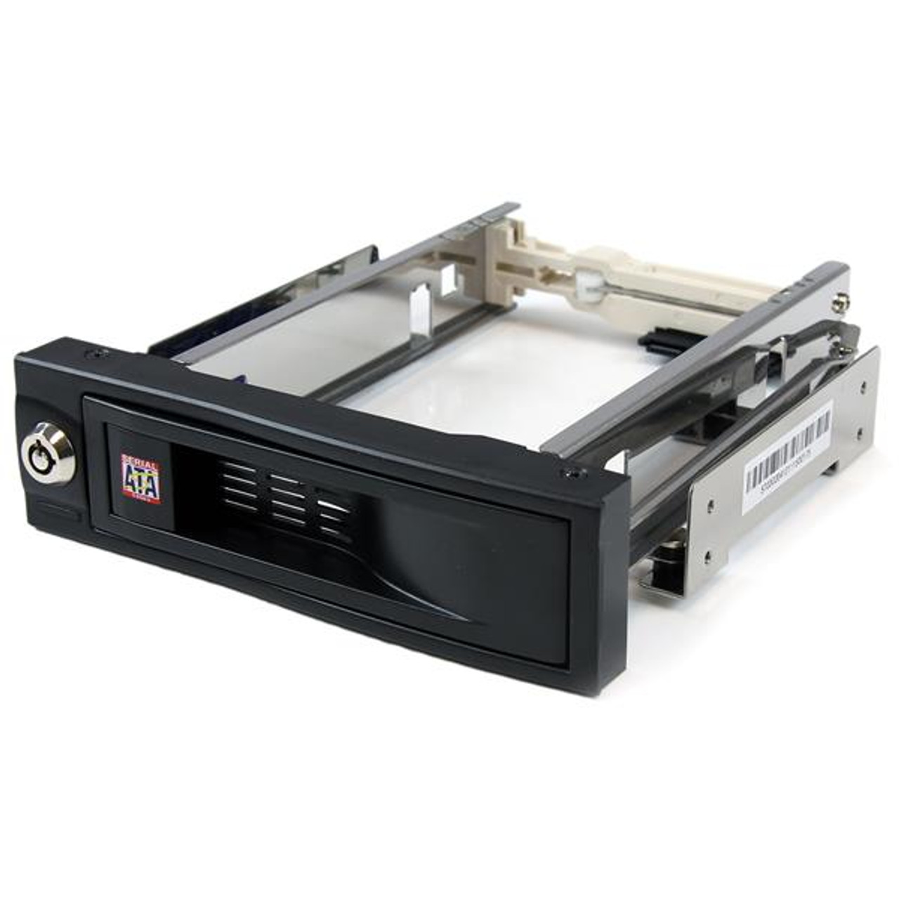 Image for StarTech 5.25in Trayless Hot Swap Mobile Rack for 3.5in Hard Drive CX Computer Superstore