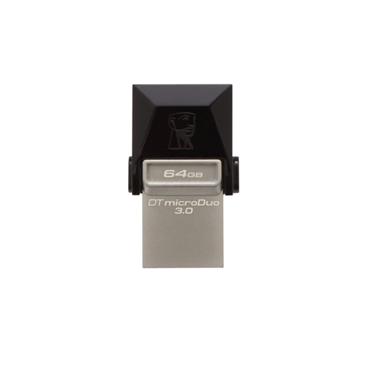 Image for Kingston DataTraveler microDuo 64GB USB 3.0 Flash Drive with micro USB OTG CX Computer Superstore