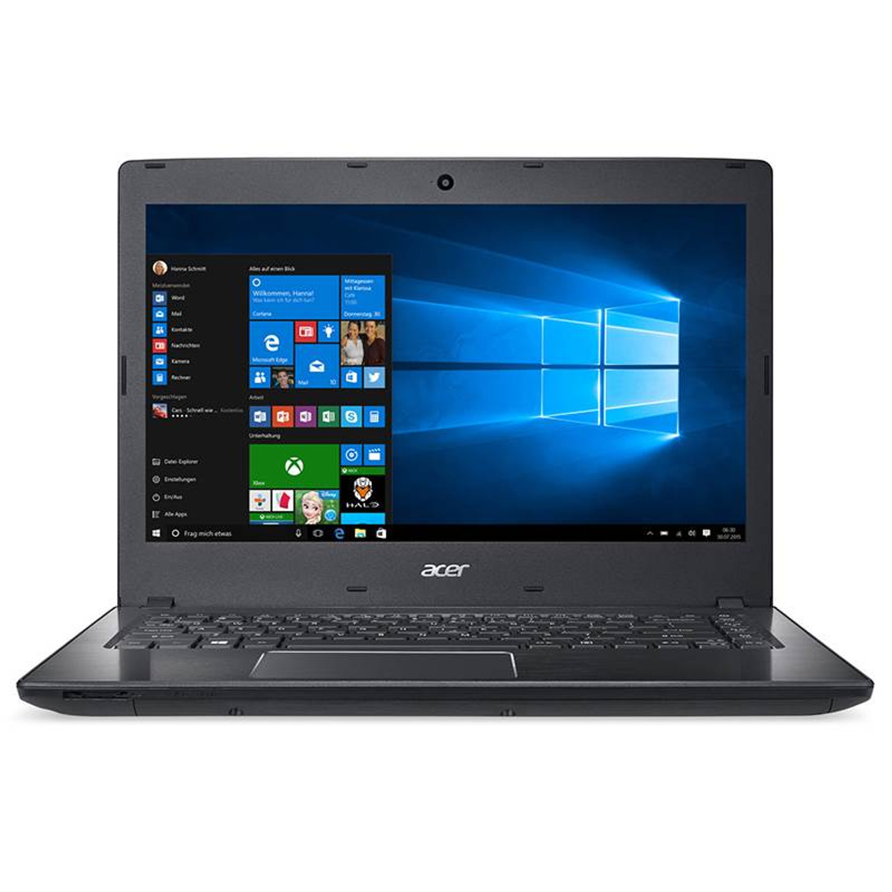 Image for Acer TravelMate P259 15.6in Notebook i5-7200U 8GB 256GB SSD 940MX Win10 Pro  CX Computer Superstore