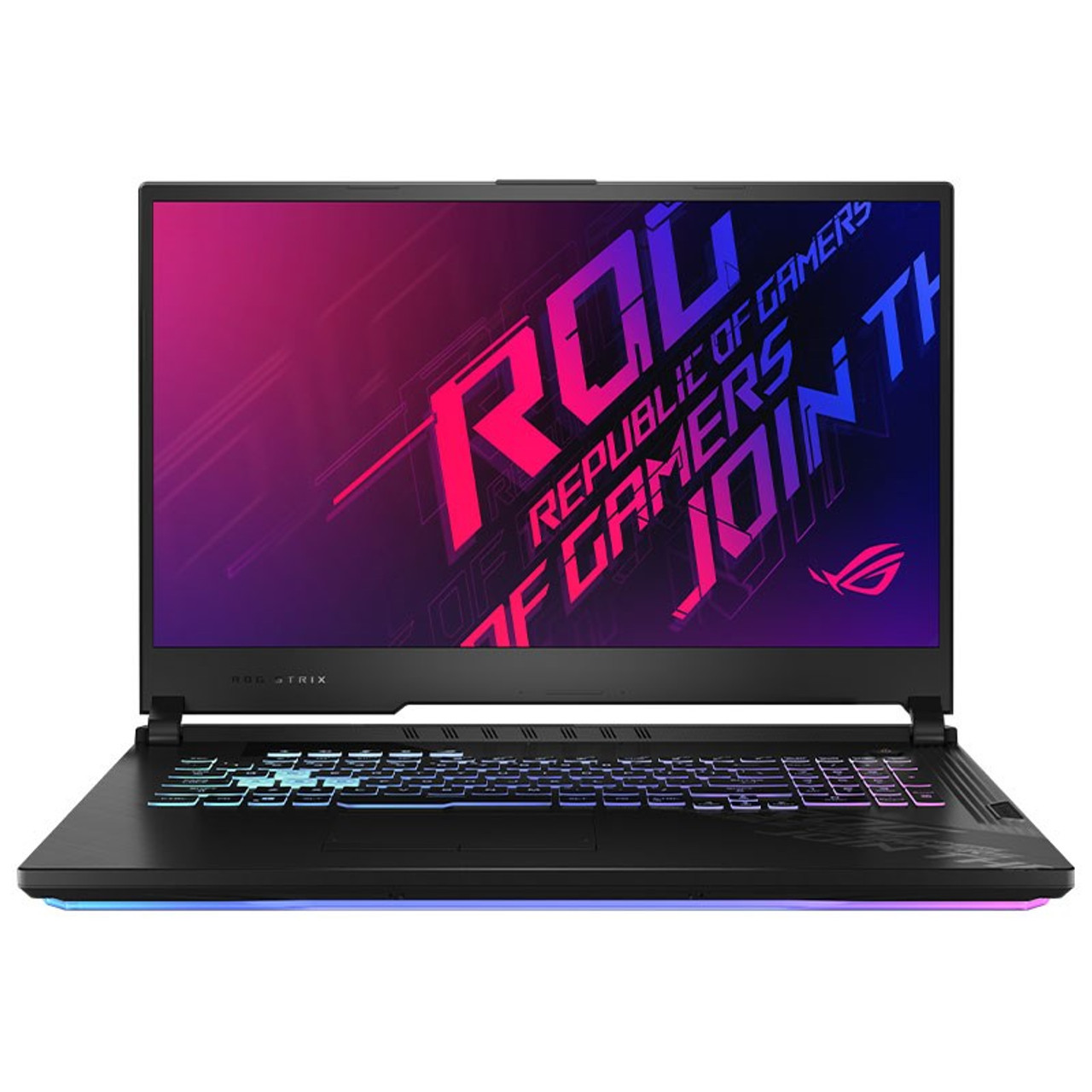 Image for Asus ROG Strix G17 17.3in 144Hz Gaming Laptop i7-10750H 16GB 512GB RTX2070 W10H CX Computer Superstore