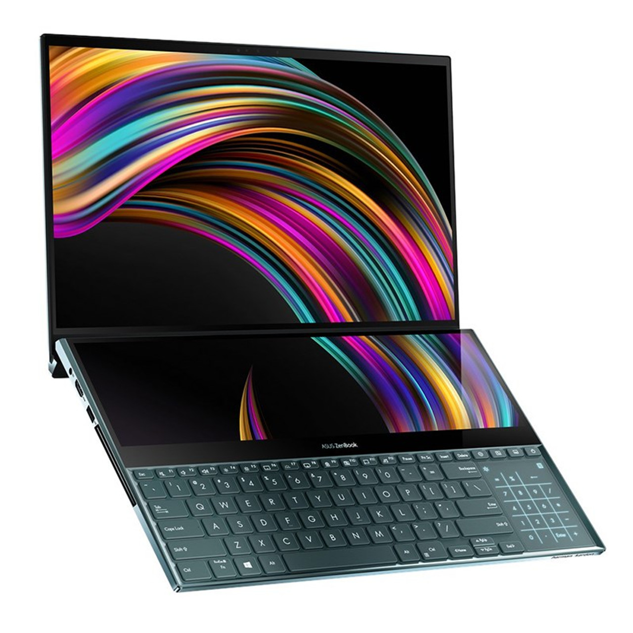 Image for Asus ZenBook Pro Duo UX581GV 15.6in 4K Laptop i7-9750HQ 32GB 1TB 2060 W10P Touch CX Computer Superstore
