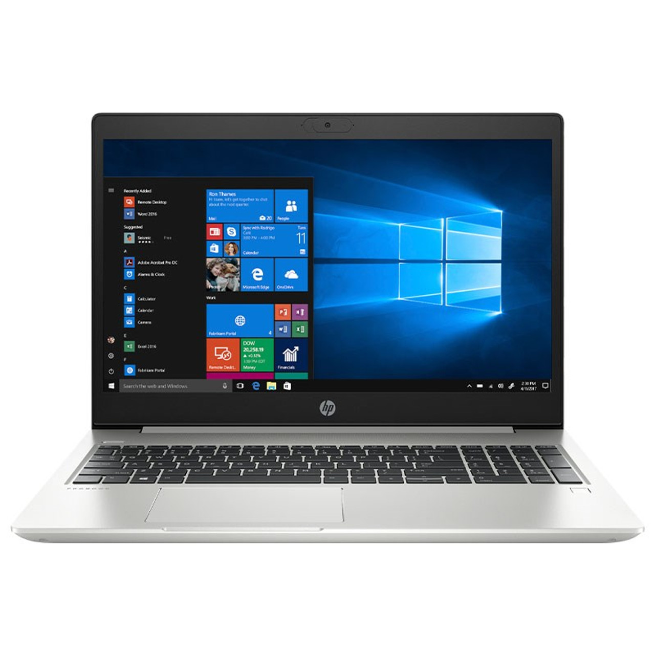 Image for HP ProBook 450 G7 15.6in Laptop i7-10510U 16GB 512GB MX130 W10P Touch CX Computer Superstore
