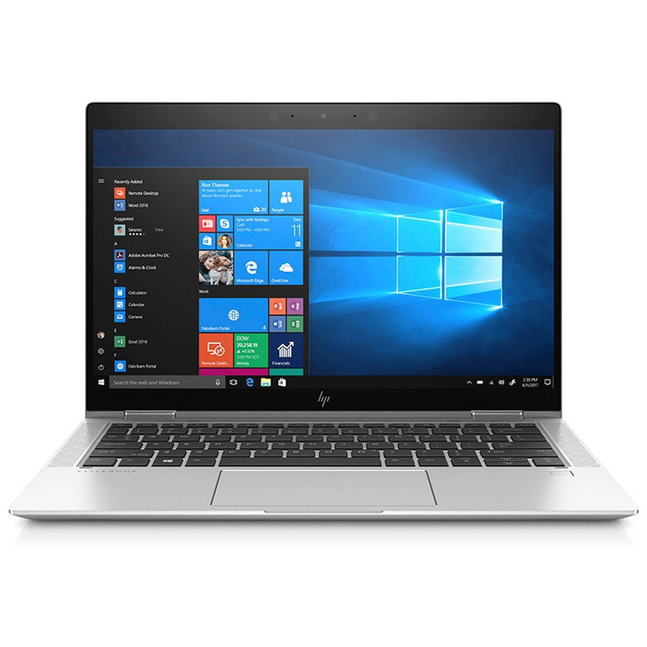 Image for HP EliteBook x360 1030 G4 13.3in Laptop i5-8365U 8GB 256GB W10P Touch CX Computer Superstore