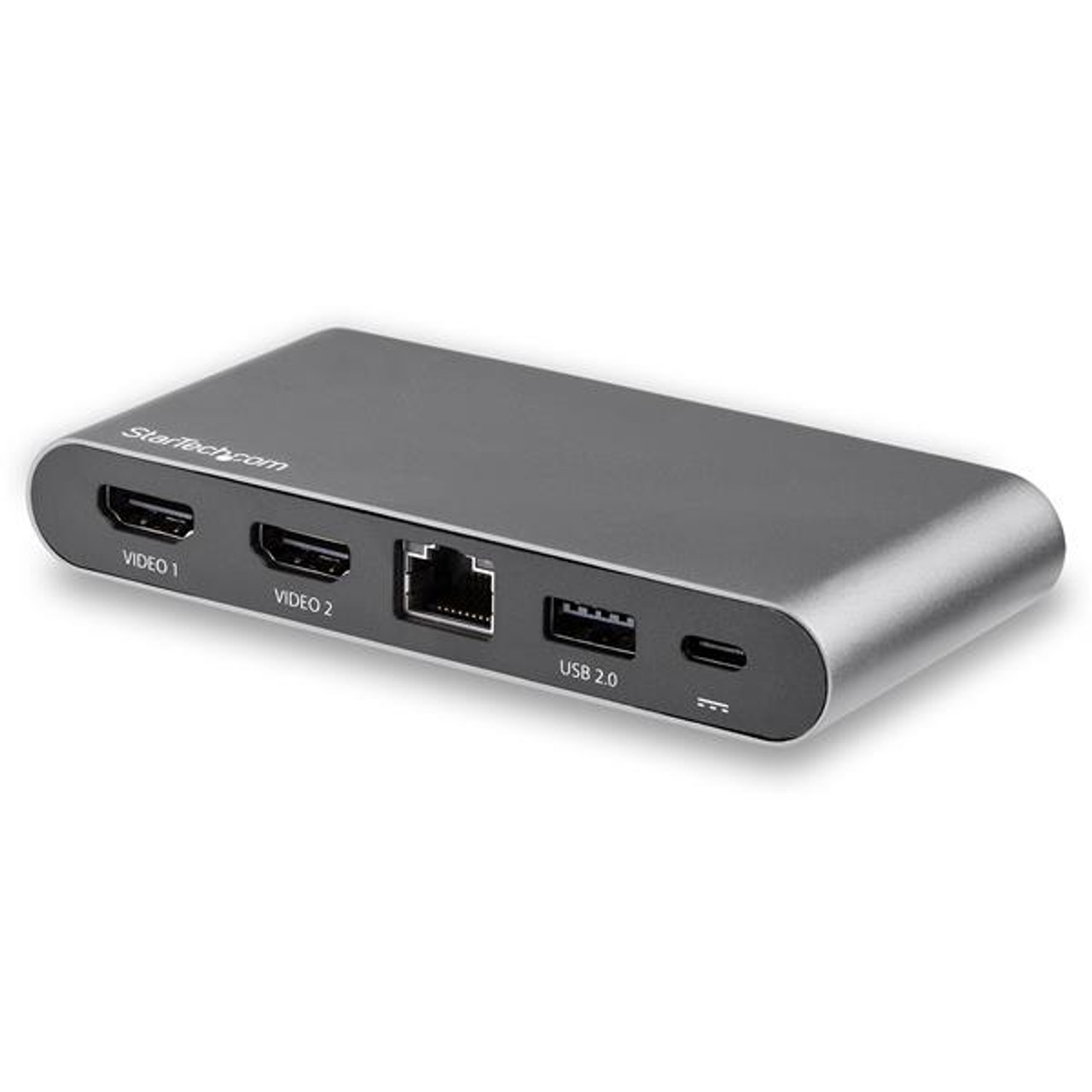 Image for StarTech USB C Multiport Adapter - Dual 4K HDMI - Windows CX Computer Superstore