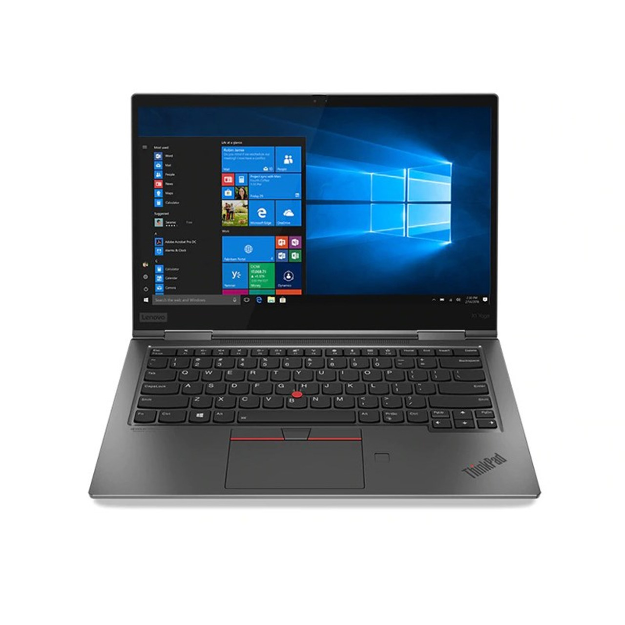 Image for Lenovo X1 Yoga 4th Gen 14in 2-in-1 Laptop i5-8265U 16GB 512GB SSD W10P Touch CX Computer Superstore