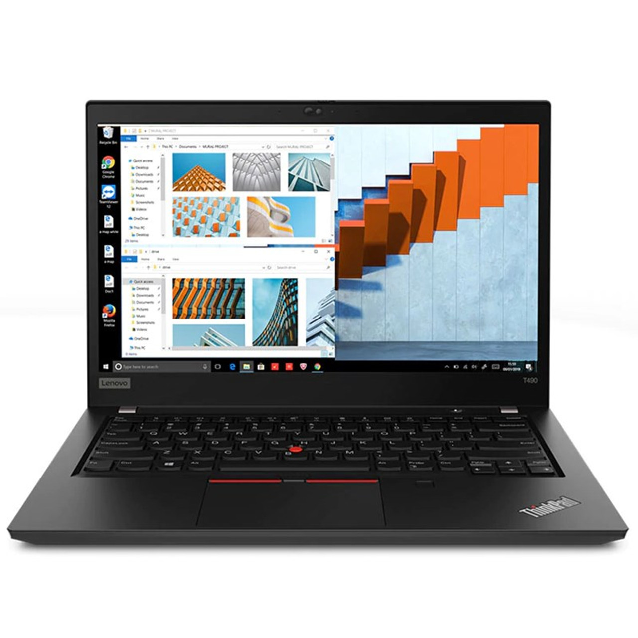 Image for Lenovo ThinkPad T490s 14in Laptop i5-8265U 8GB 512GB SSD W10P CX Computer Superstore