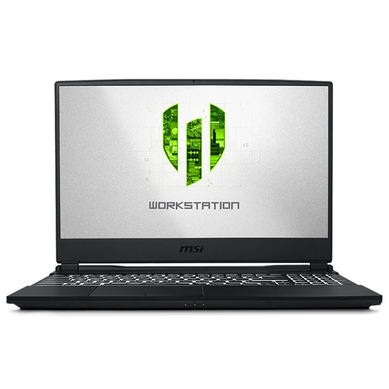 Image for MSI WE65 15.6in Mobile Workstation i7-9750H 16GB 512GB+1TB Quadro T1000 W10P CX Computer Superstore