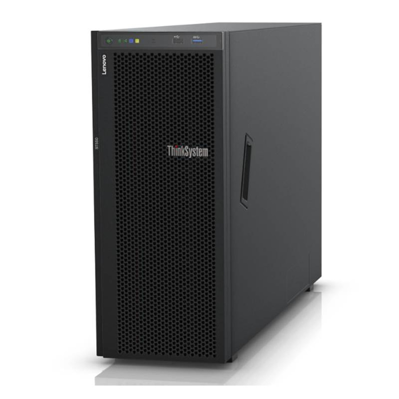 Product image for Lenovo ThinkSystem ST550 Intel Xeon 4110 16GB 1.2TB SAS (2/8) NO OS   CX Computer Superstore