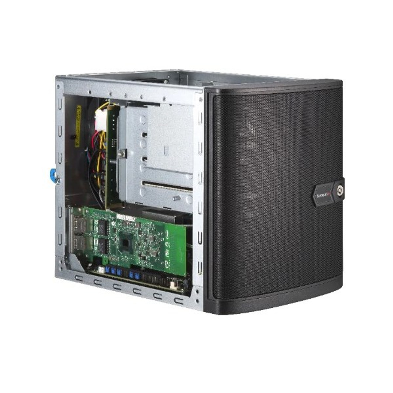 Image for Supermicro SuperServer 5029C-T Barebone MiniTower CPU (0/1) RAM (0/2) HDD (0/6) CX Computer Superstore