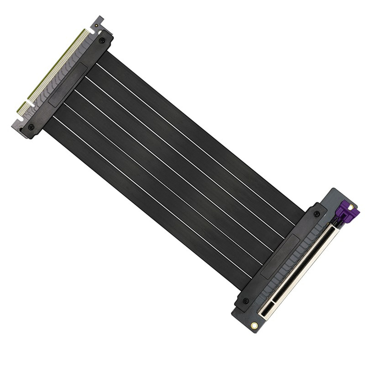 Image for Cooler Master Universal PCI-E 3.0 x16 Riser Cable V2 - 200mm CX Computer Superstore