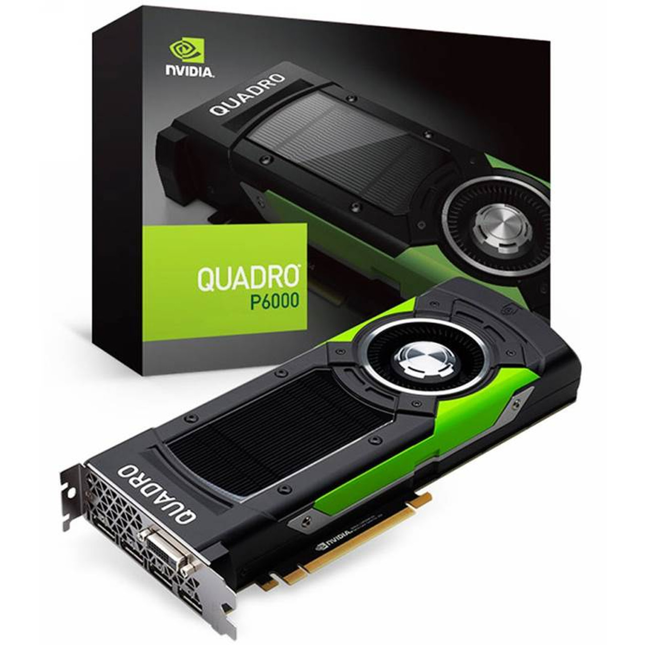 Image for Leadtek NVIDIA Quadro P6000 24GB Video Card CX Computer Superstore