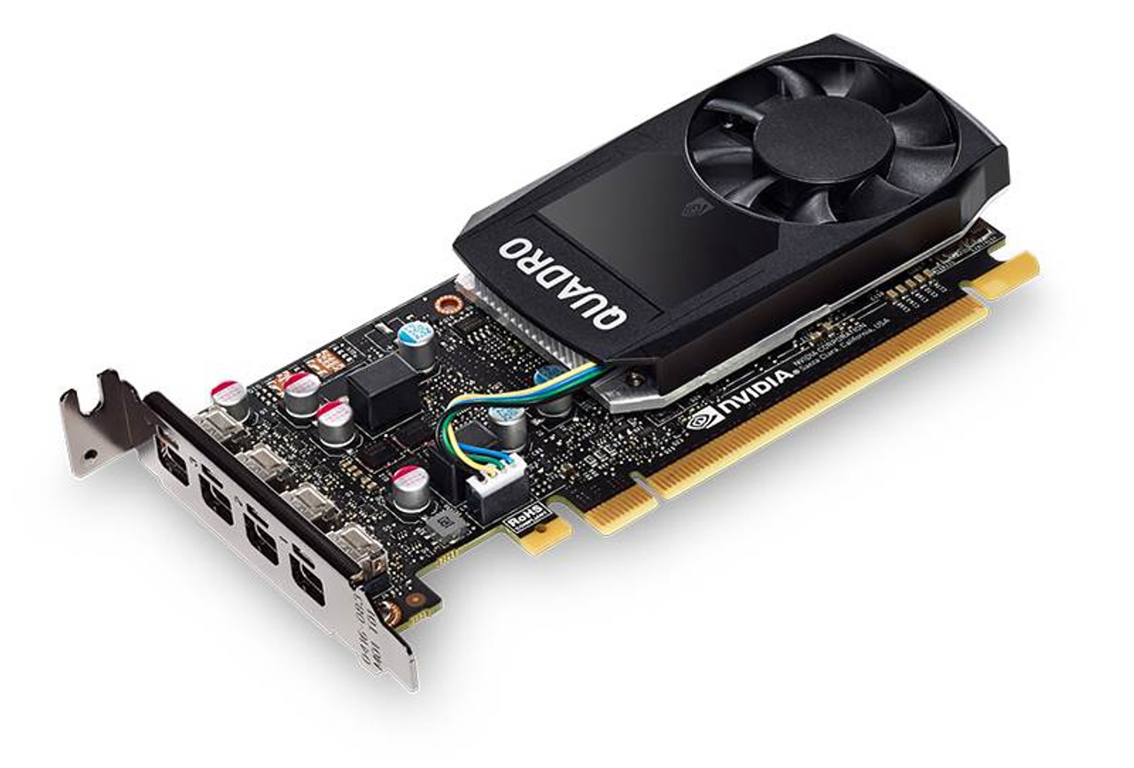 Image for Leadtek NVIDIA Quadro P620 2GB Workstation Video Card CX Computer Superstore