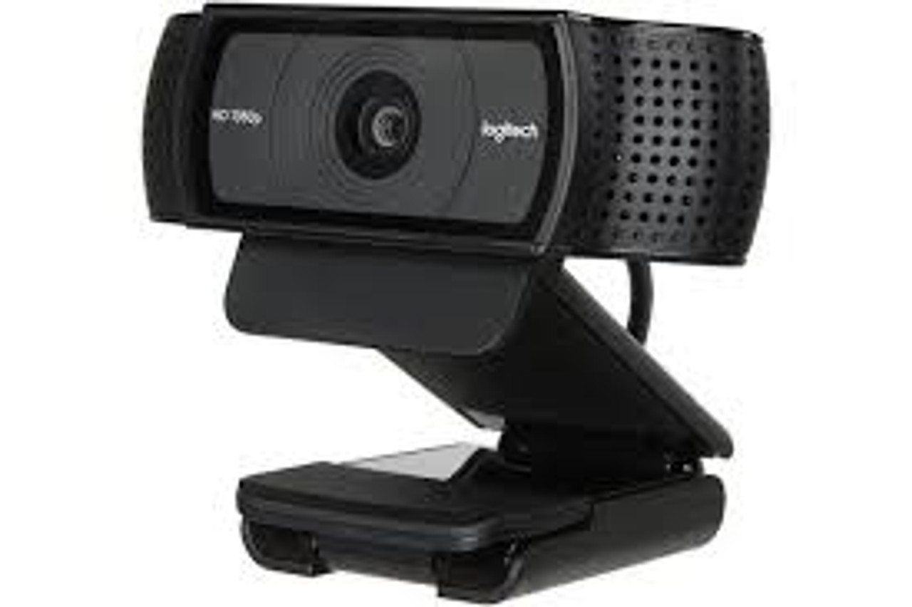 Logitech C920e HD Webcam - Black