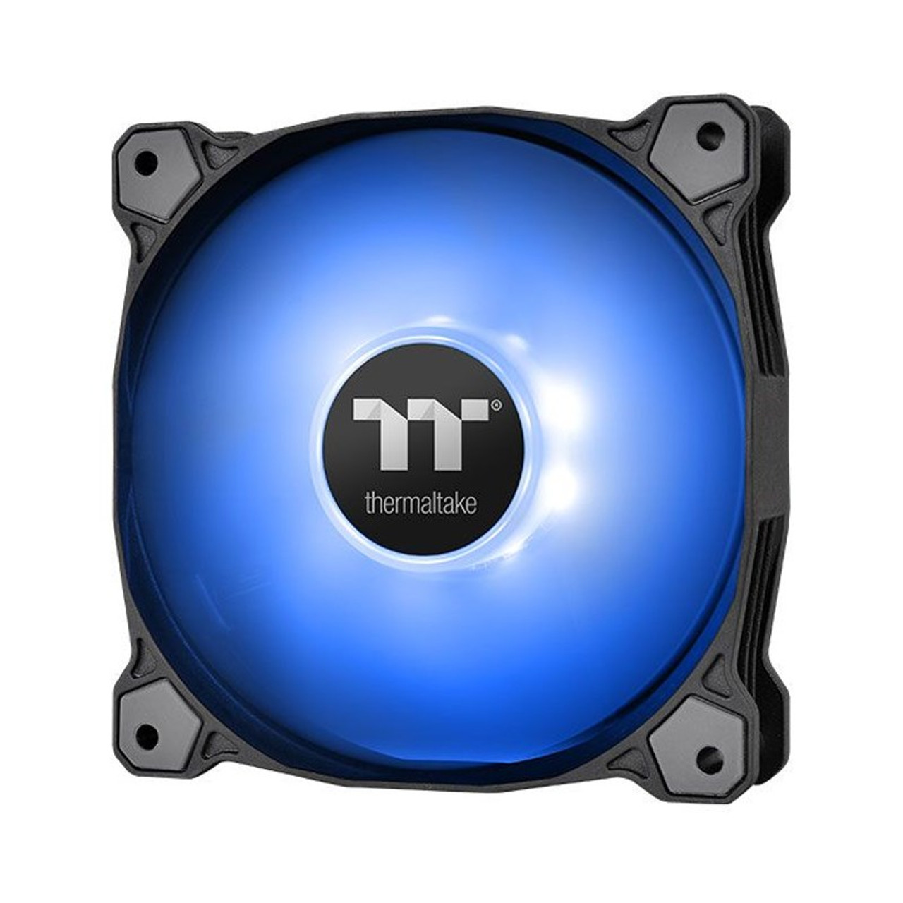 Image for Thermaltake Pure A12 120mm LED Radiator Fan - Blue CX Computer Superstore
