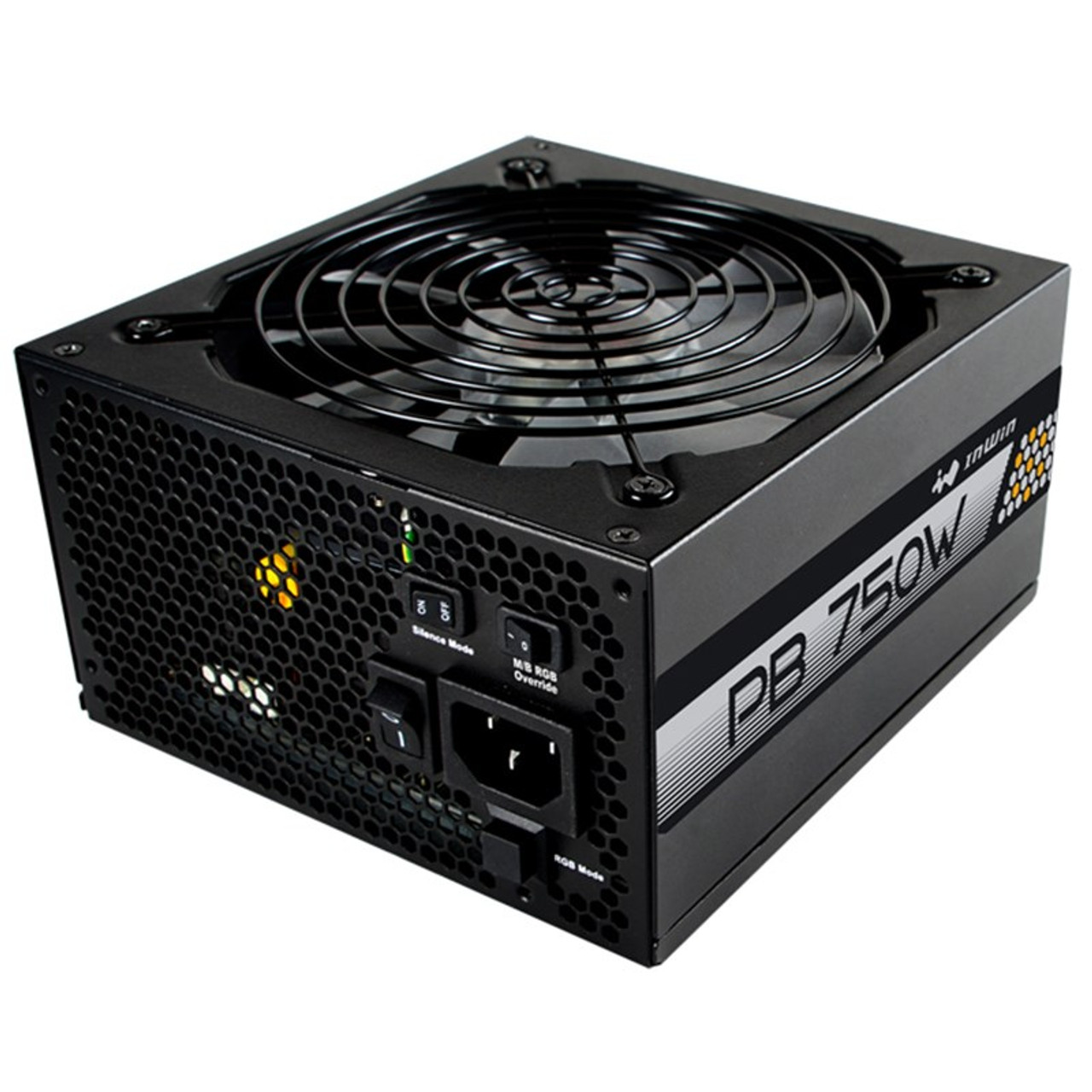 Image for In Win PB-750W 750W 80+ Gold Full-Modular RGB Power Supply CX Computer Superstore