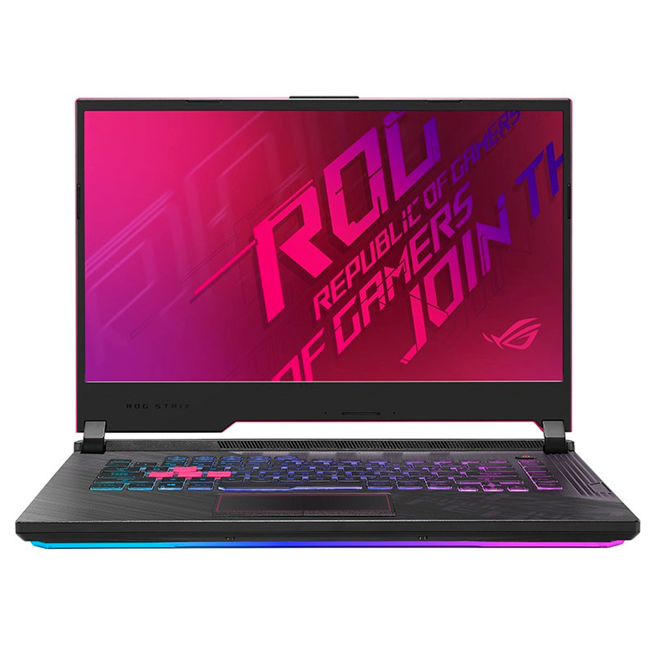 Image for Asus ROG Strix G15 15.6in 144Hz Gaming Laptop i7-10750H 16GB 512GB 2060 W10H CX Computer Superstore