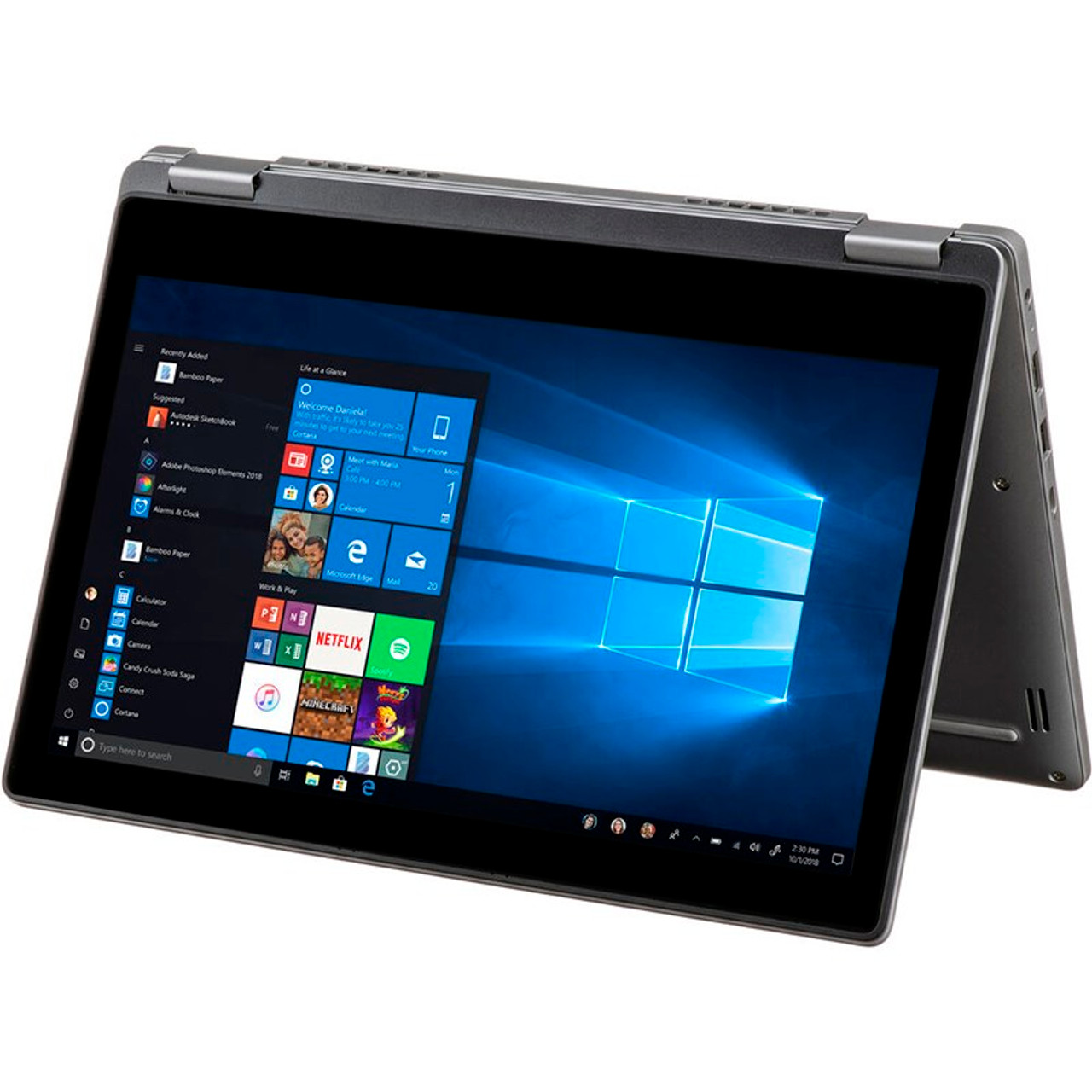 Image for Dell Latitude 3310 13.3in 2-in-1 Laptop i5-8265U 16GB 256GB W10P Touch CX Computer Superstore