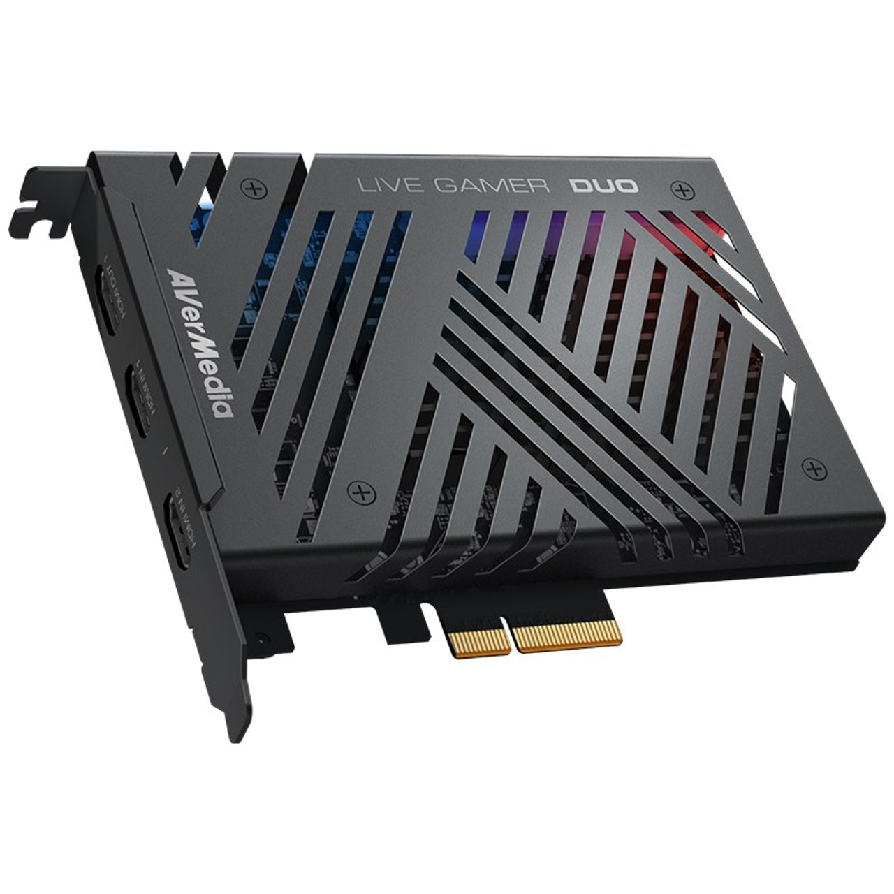 Image for AVerMedia GC570D Live Gamer Duo Dual HDMI 1080P 60FPS Video Capture Card CX Computer Superstore