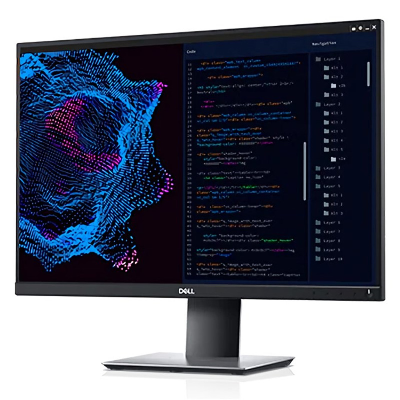 Image for Dell P-Series P2421 24.1in WUXGA IPS LED Monitor with USB 3.0 Hub CX Computer Superstore