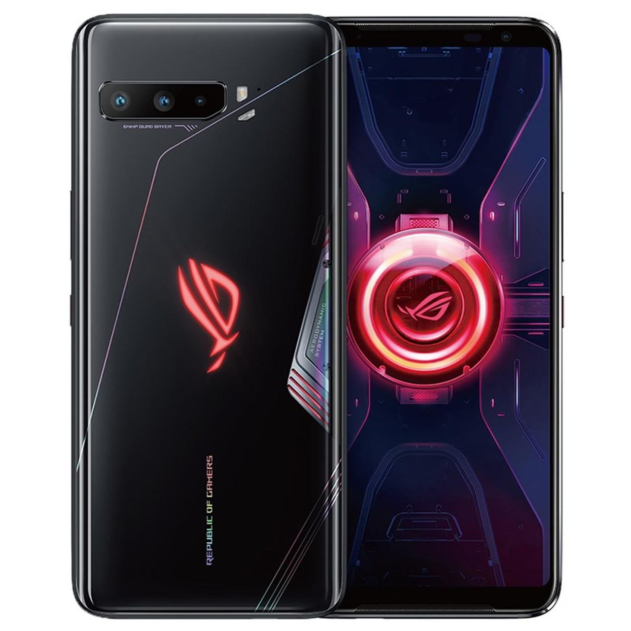 Image for Asus ROG Phone 3 144Hz 1ms AMOLED Display - 512GB CX Computer Superstore