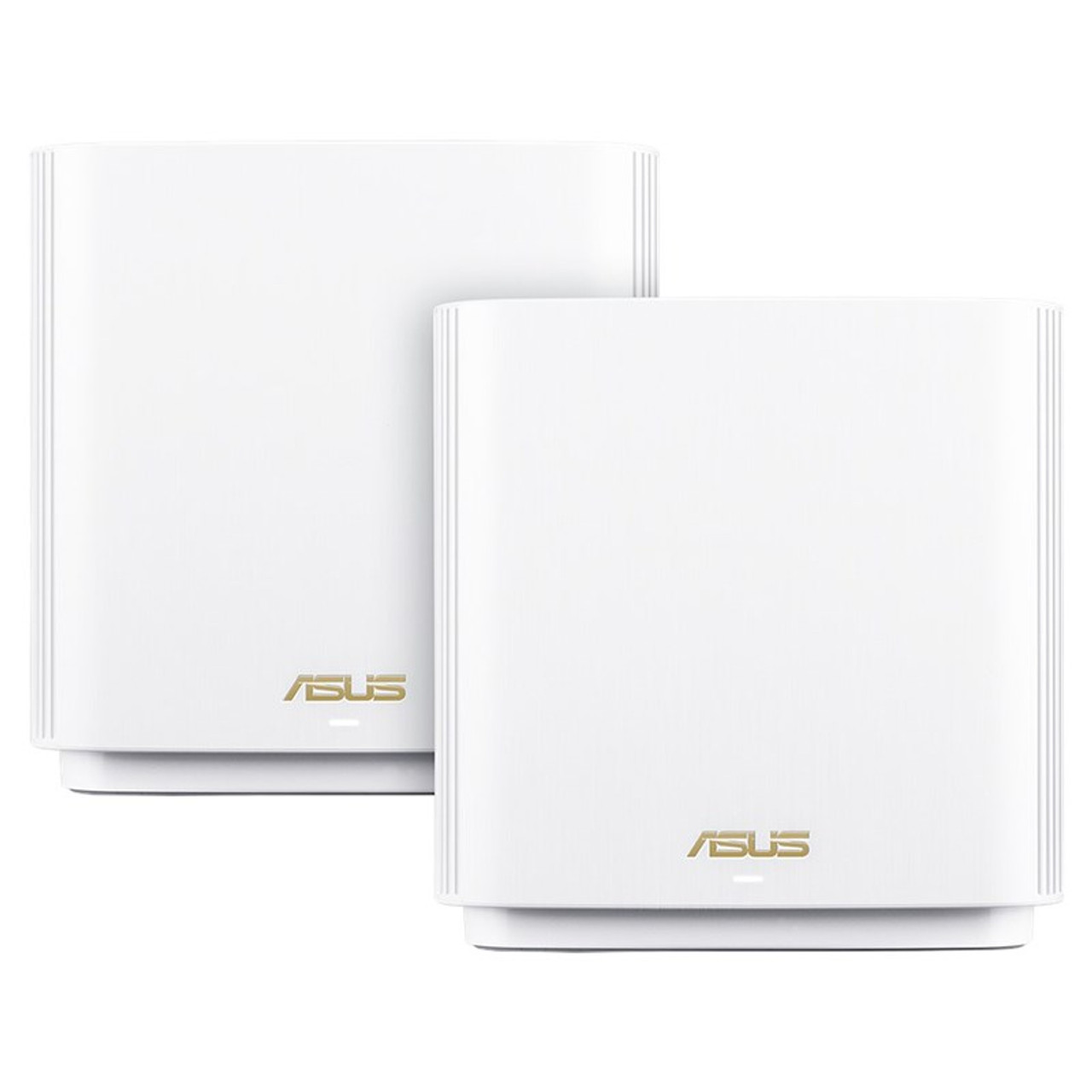 Image for Asus XT8 AX6600 ZenWiFi Tri Band Mesh WiFi 6 Gigabit System - White 2 Pack CX Computer Superstore