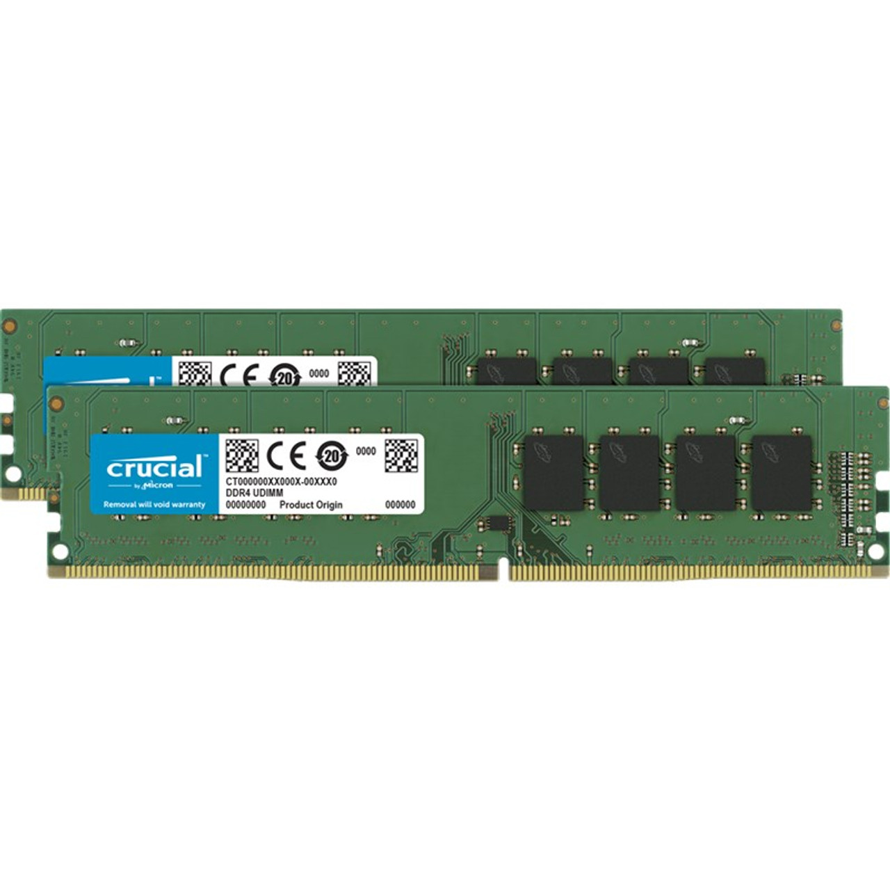 Image for Crucial 32GB (2x 16GB) DDR 3200MHz UDIMM Memory CX Computer Superstore