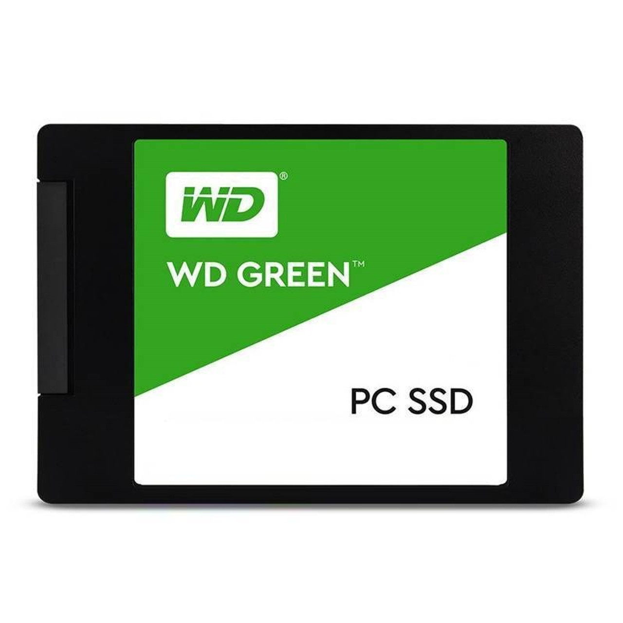Image for Western Digital WD Green 2TB 2.5in SATA III 3D NAND SSD WDS200T2G0A CX Computer Superstore