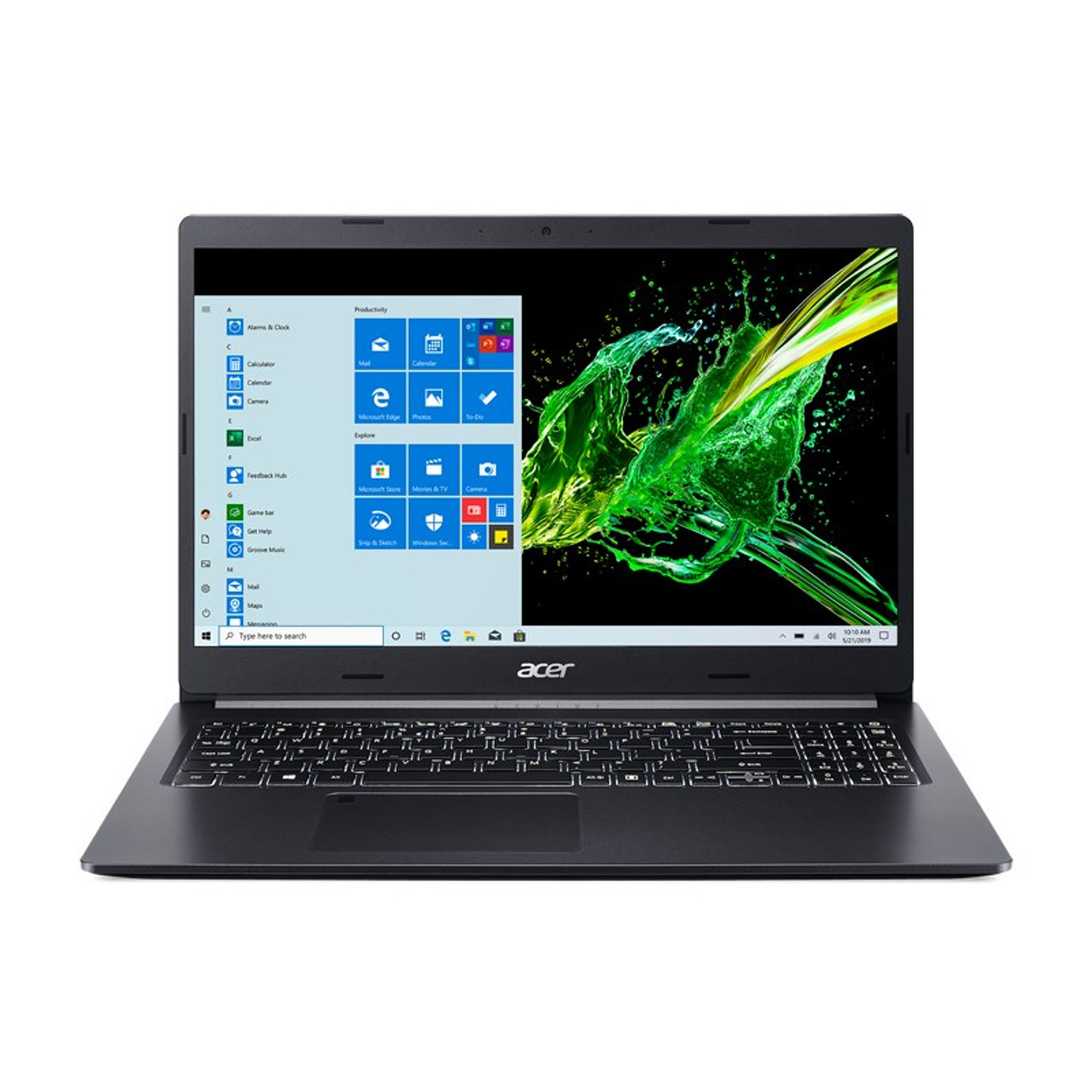 Image for Acer Aspire 5 15.6in Laptop i5-1035G1 8GB 512GB W10H CX Computer Superstore
