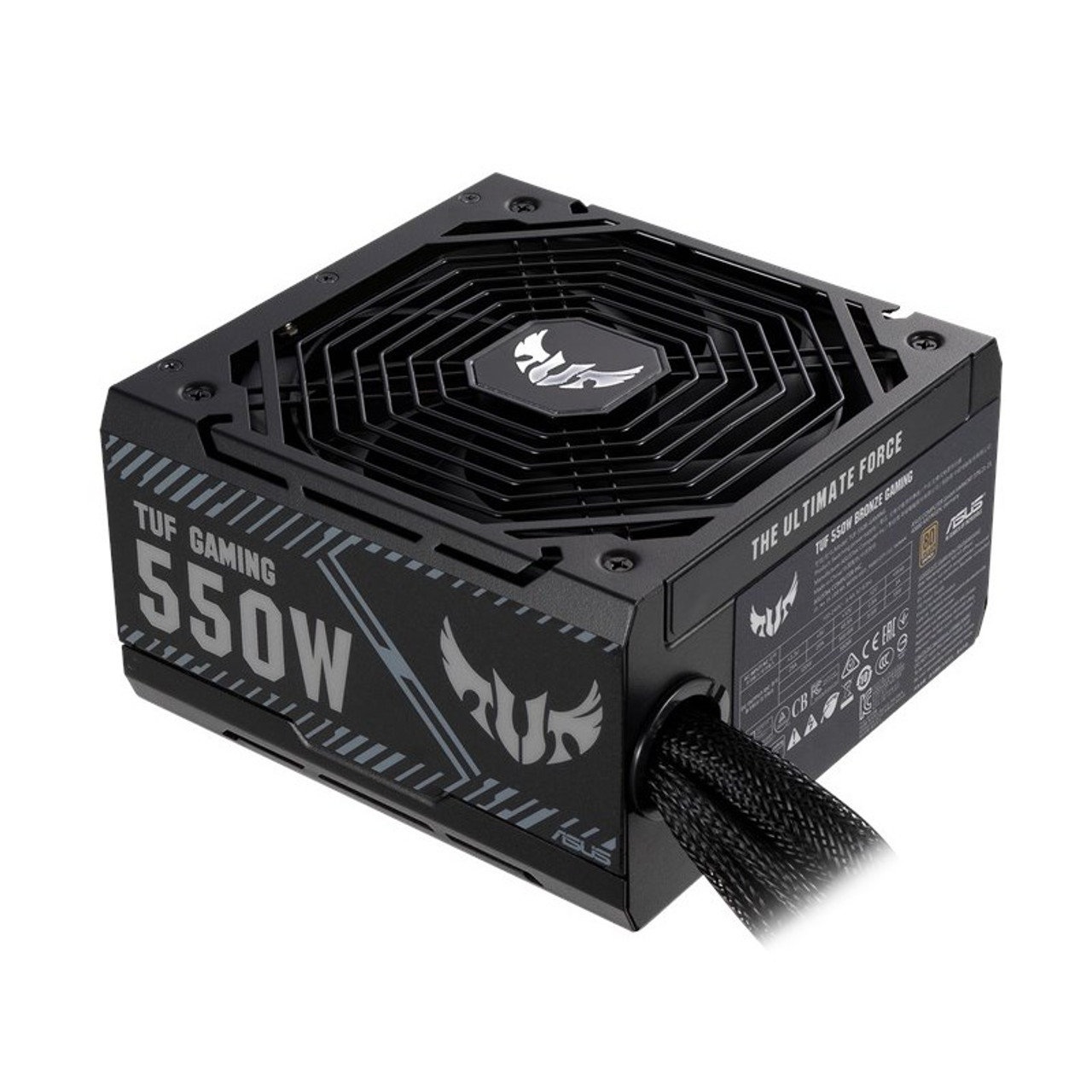 Image for Asus TUF Gaming 550W 80+ Bronze Non Modular Power Supply CX Computer Superstore